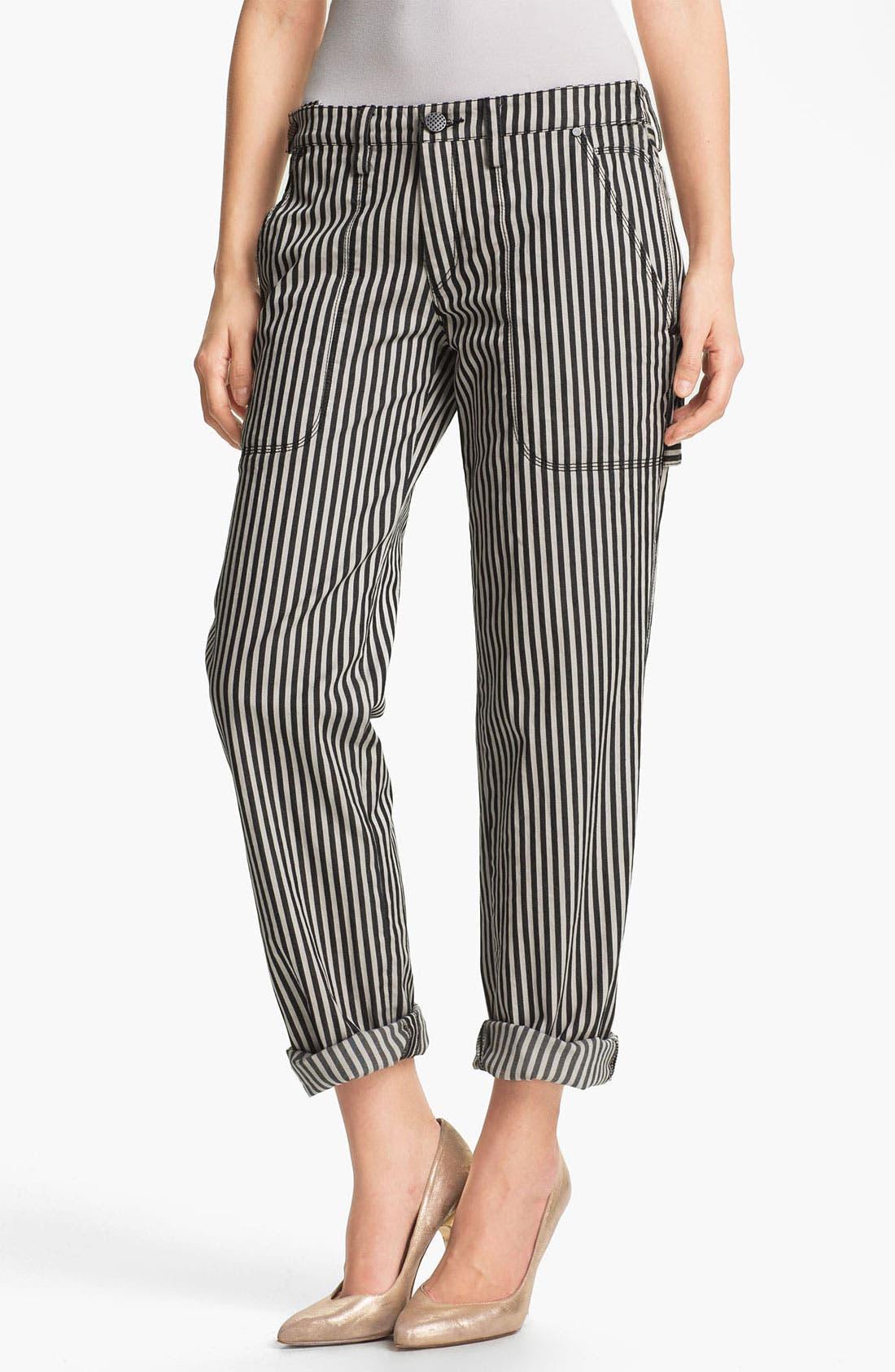 Alternate Image 1 Selected - Kelly Wearstler 'Practitioner' Stripe Pants