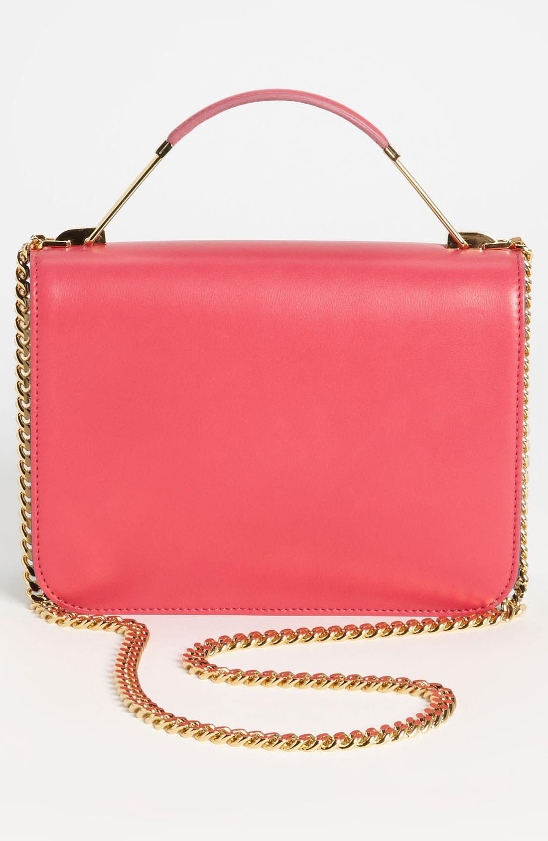 Alternate Image 4  - Emilio Pucci Partitioned Leather Shoulder Bag