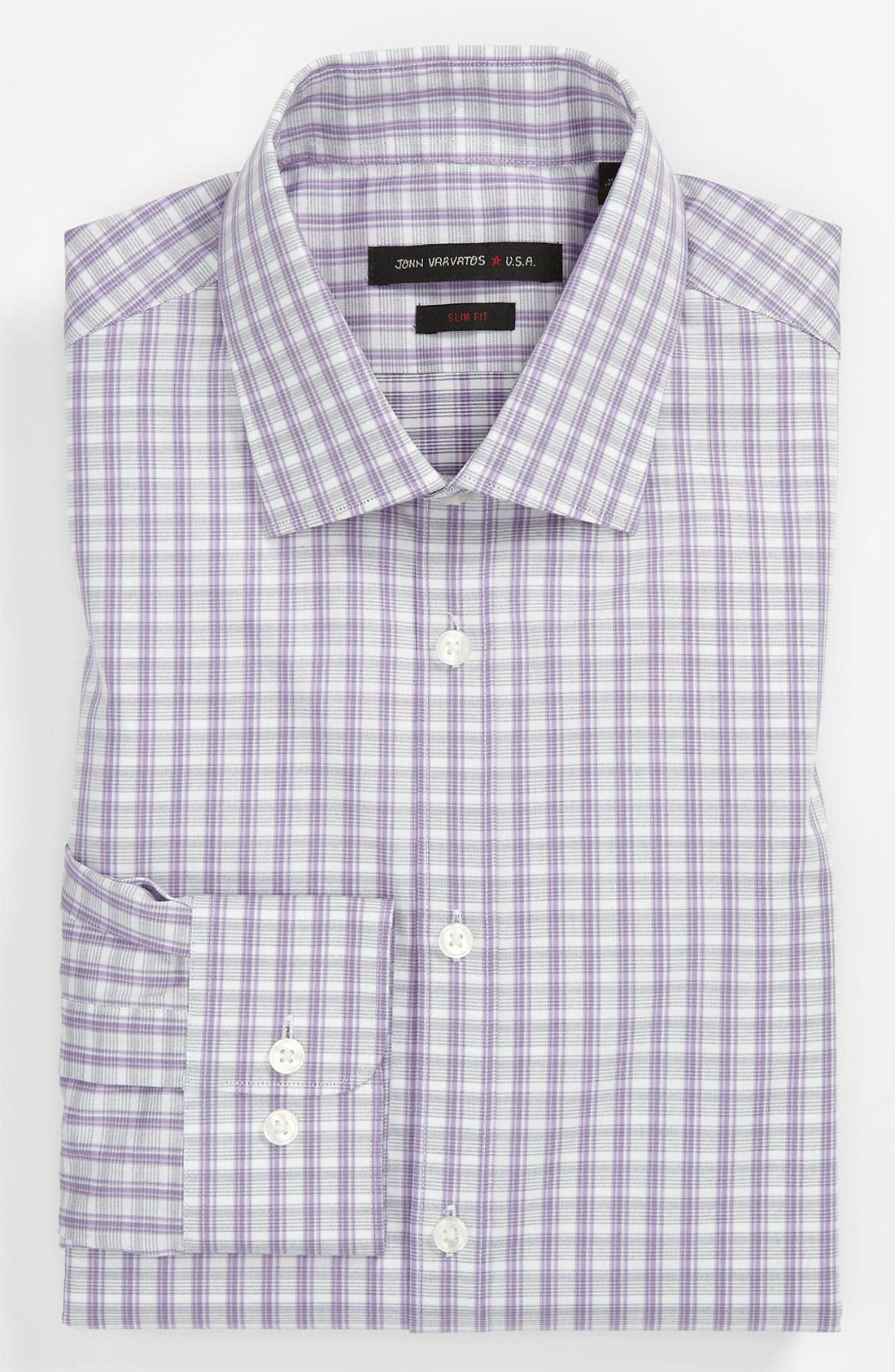 Alternate Image 1 Selected - John Varvatos Star USA Slim Fit Dress Shirt