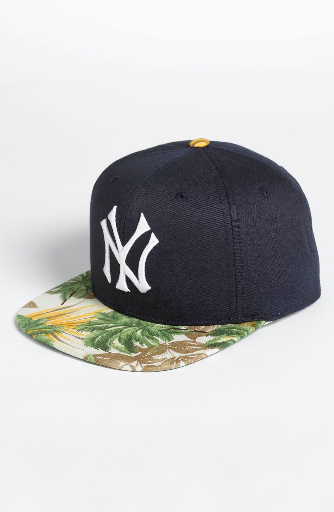 Main Image - American Needle 'New York Yankees - Visor Trip' Baseball Cap