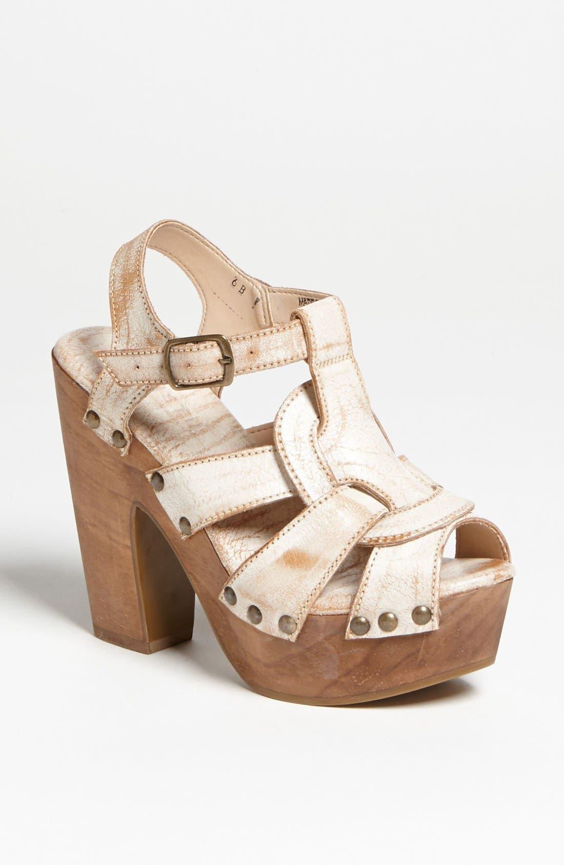 Alternate Image 1 Selected - Bed Stu 'Melissa' Sandal