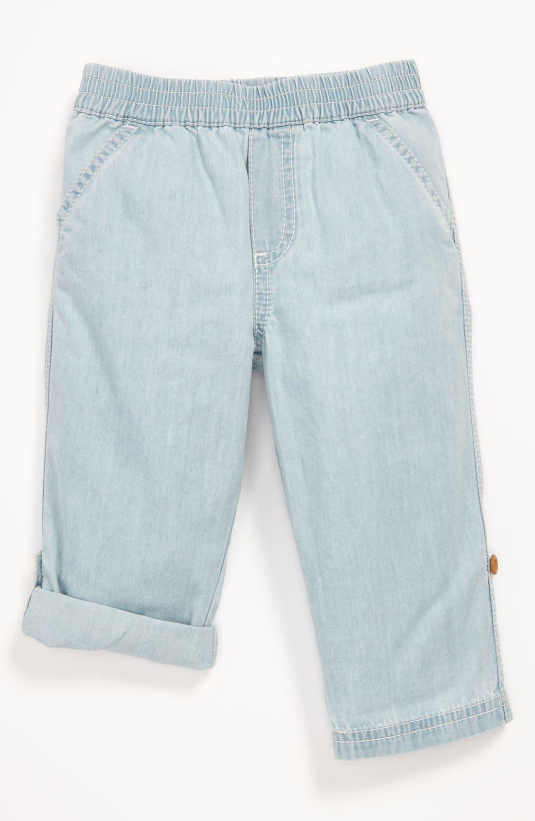Main Image - Nordstrom Baby Convertible Pants (Baby)