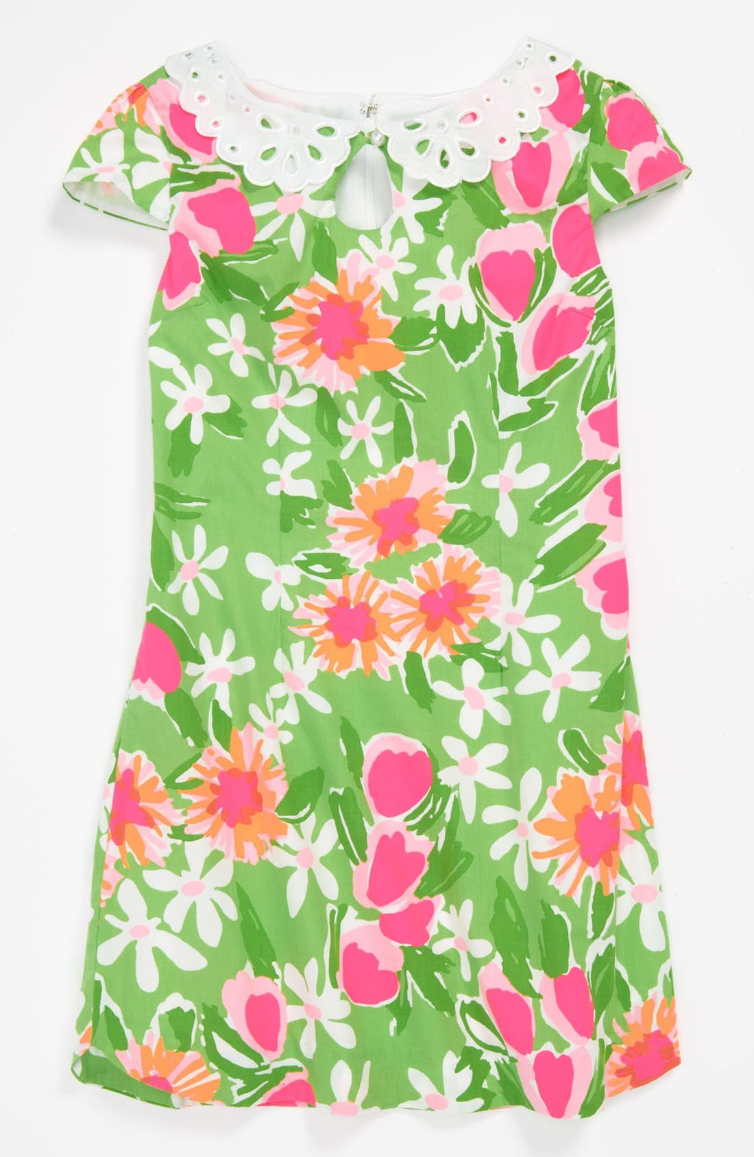 Alternate Image 1 Selected - Lilly Pulitzer® 'Mini Nicci' Dress (Little Girls & Big Girls)