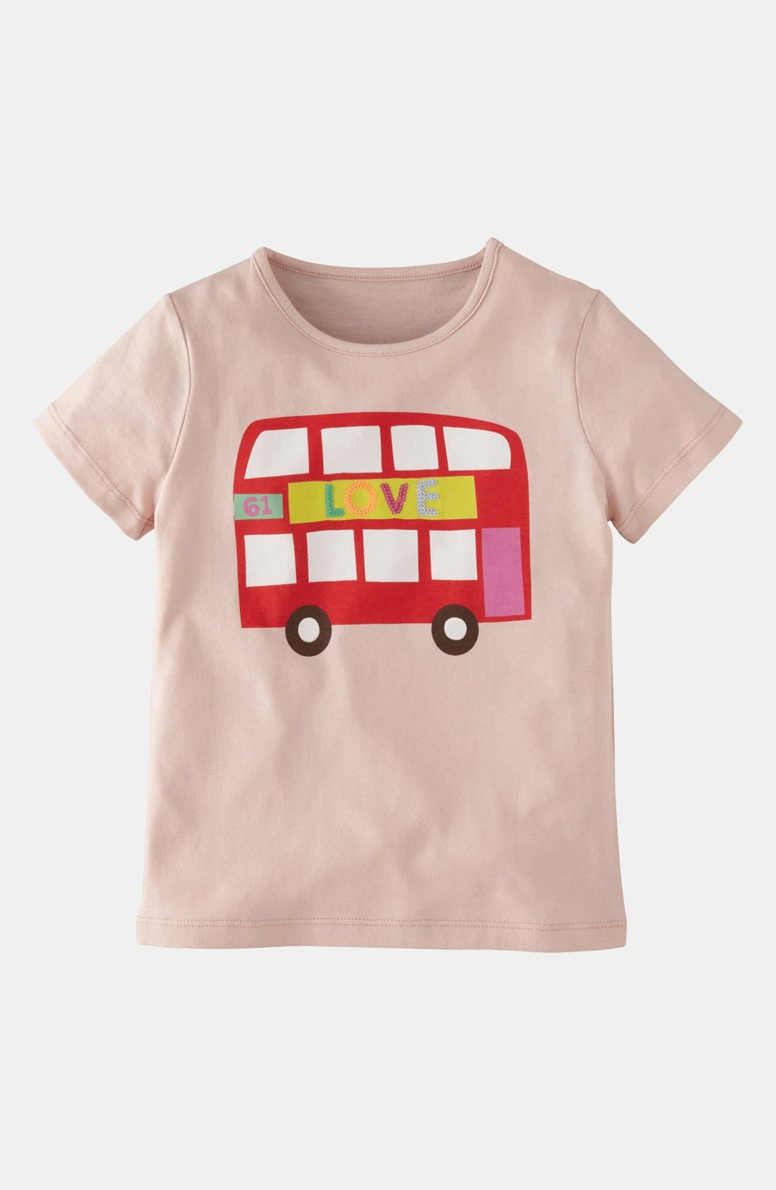 Main Image - Mini Boden 'Twinkly' Tee (Big Girls)