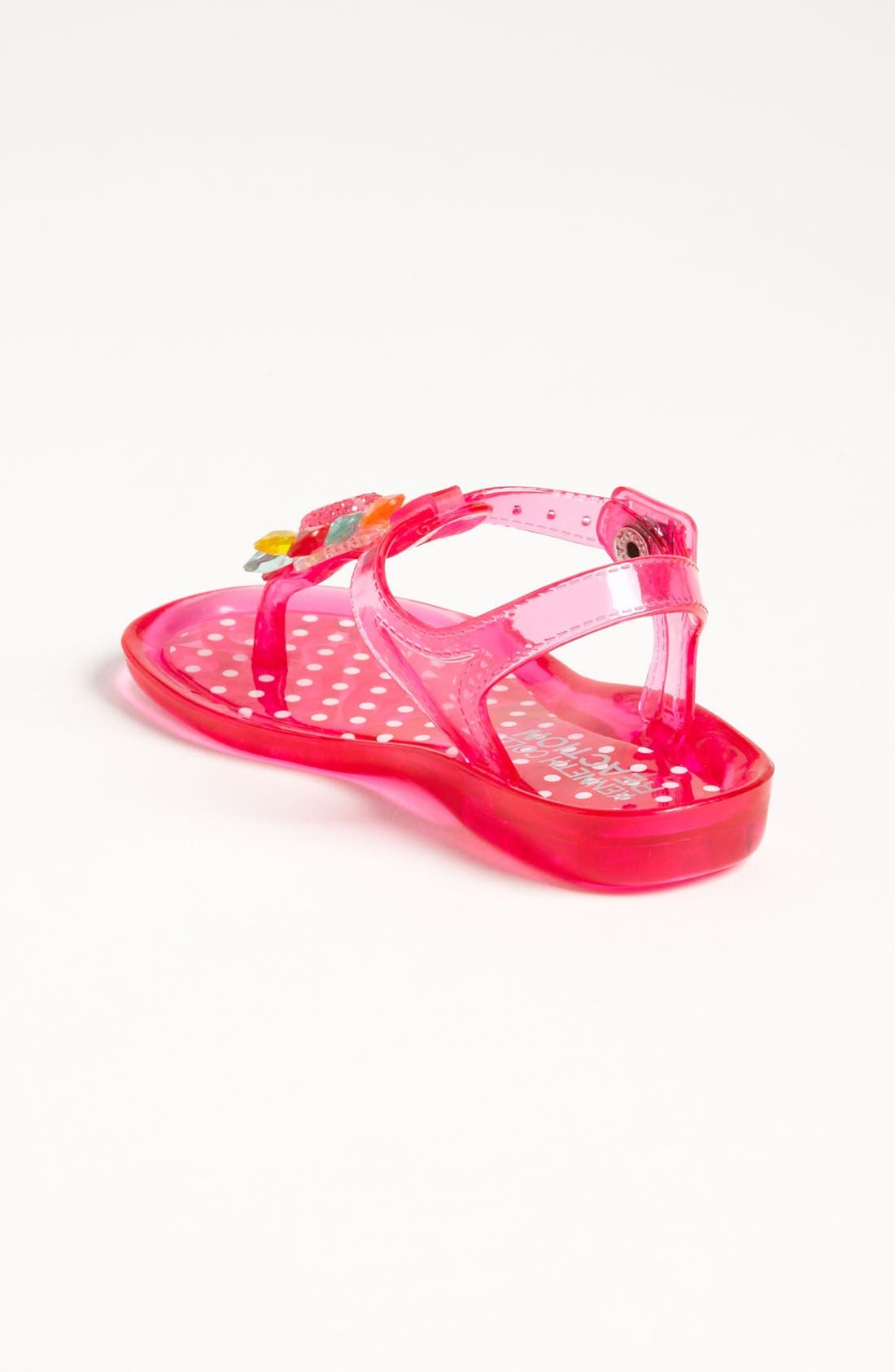Alternate Image 2  - Kenneth Cole Reaction 'Call The Jelly' Sandal (Walker, Toddler & Little Kid)