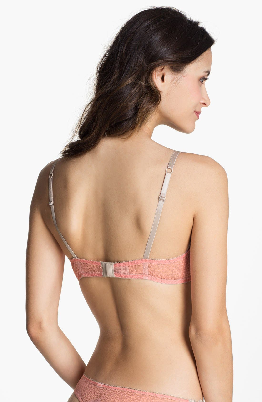 Alternate Image 2  - Miss Studio by La Perla 'Romantic Bay' Underwire Push-Up Bra