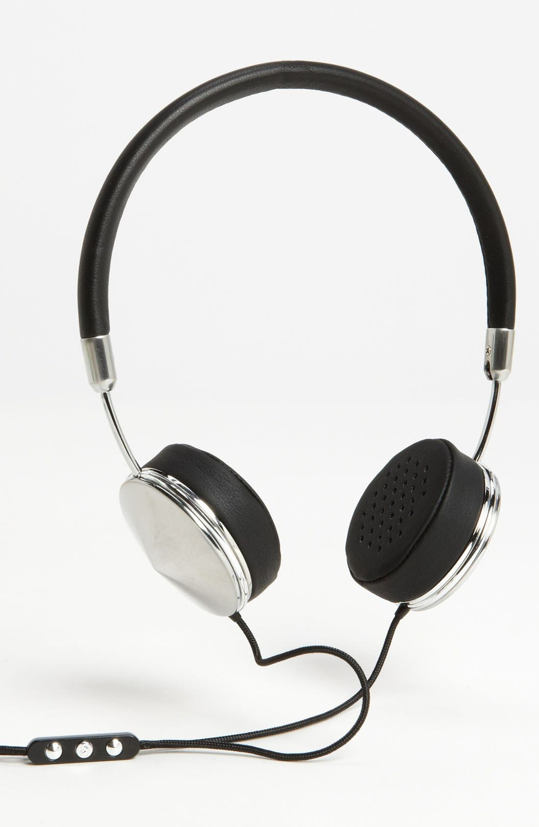 'Layla' Headphones,                         Main,                         color, Silver/ Black