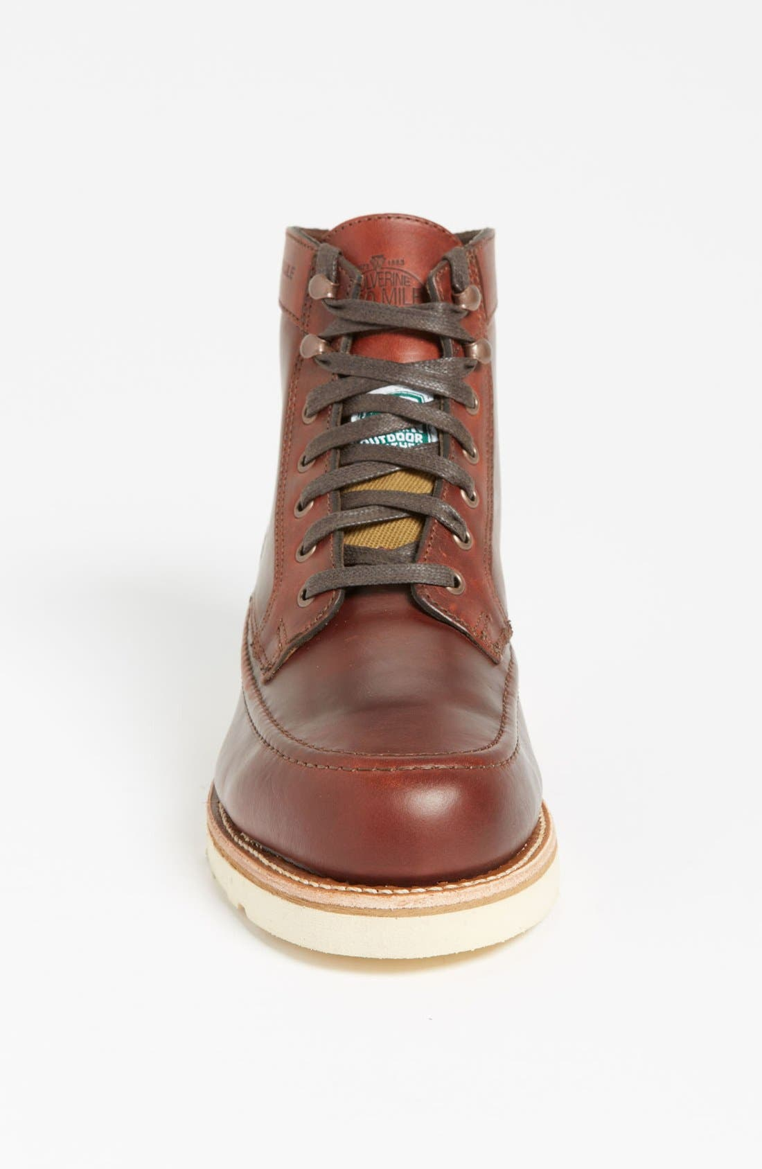 Alternate Image 3  - Wolverine '1000 Mile - Emerson' Moc Toe Boot (Online Only)