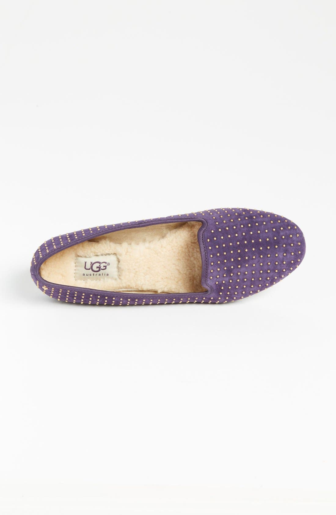 Alternate Image 3  - UGG® Australia 'Alloway' Studded Flat (Women)