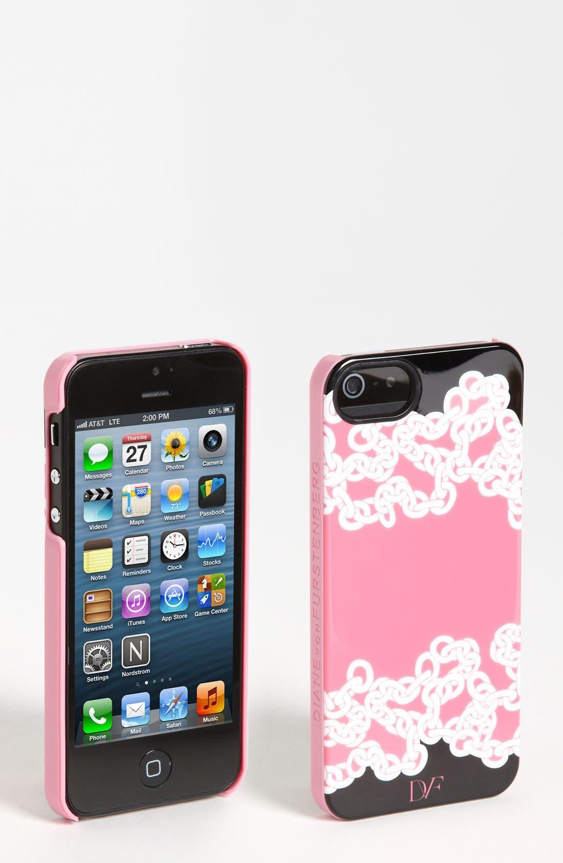 Main Image - Diane von Furstenberg iPhone 5 Case
