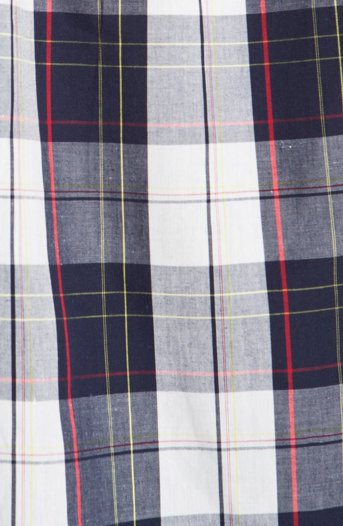 Alternate Image 2  - Brixton 'Lisbon' Short Sleeve Plaid Shirt