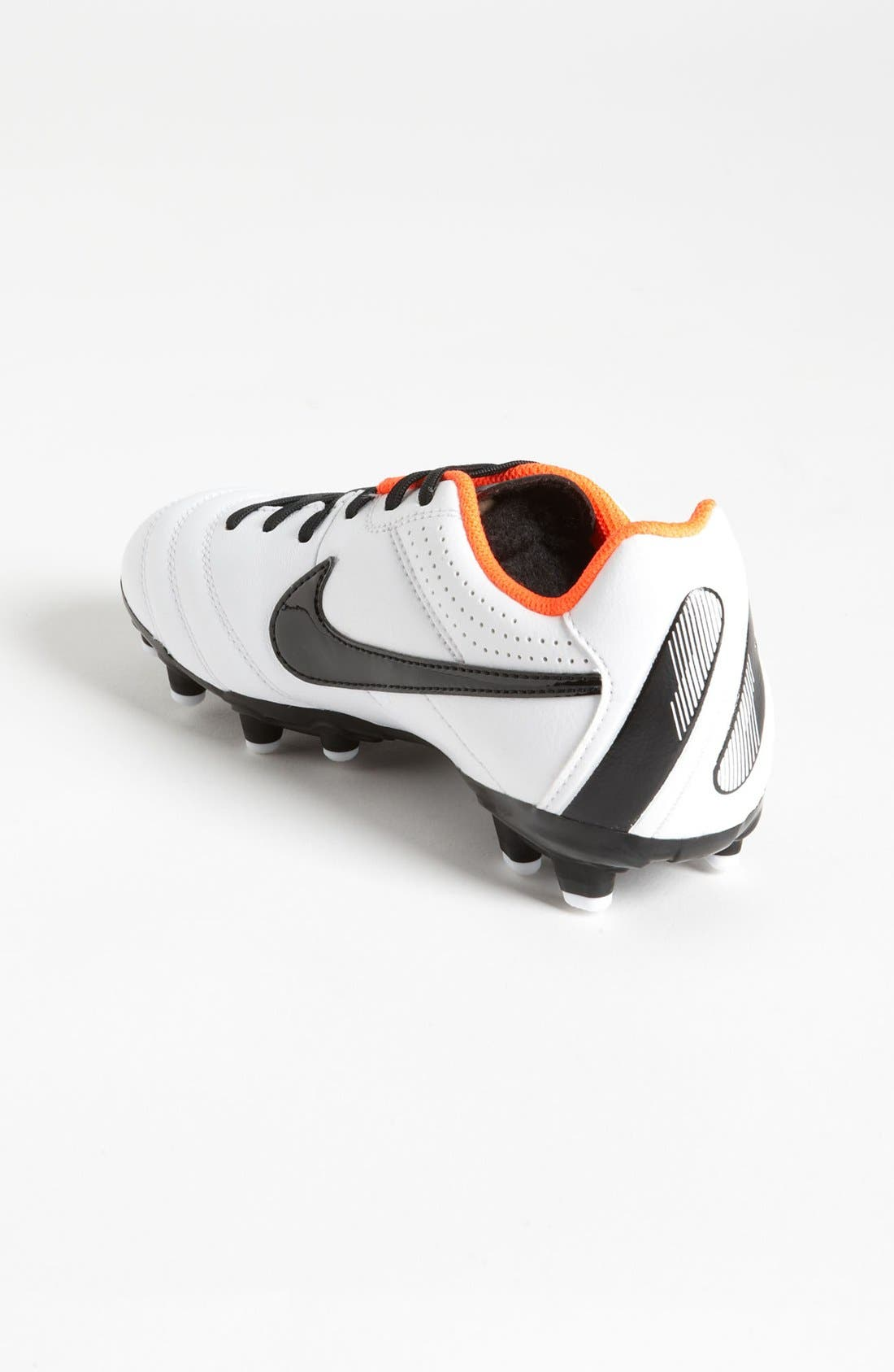 Alternate Image 2  - Nike 'Tiempo Natural IV Jr.' Soccer Shoe (Little Kid & Big Kid)