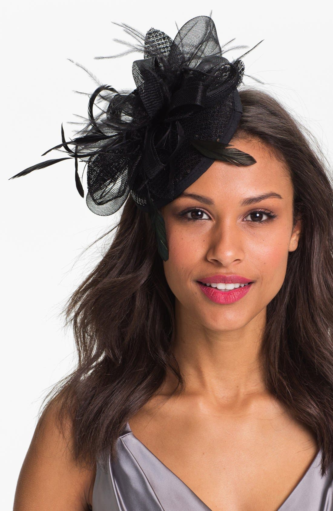 Main Image - Tasha 'Lil Petite' Fascinator Headband
