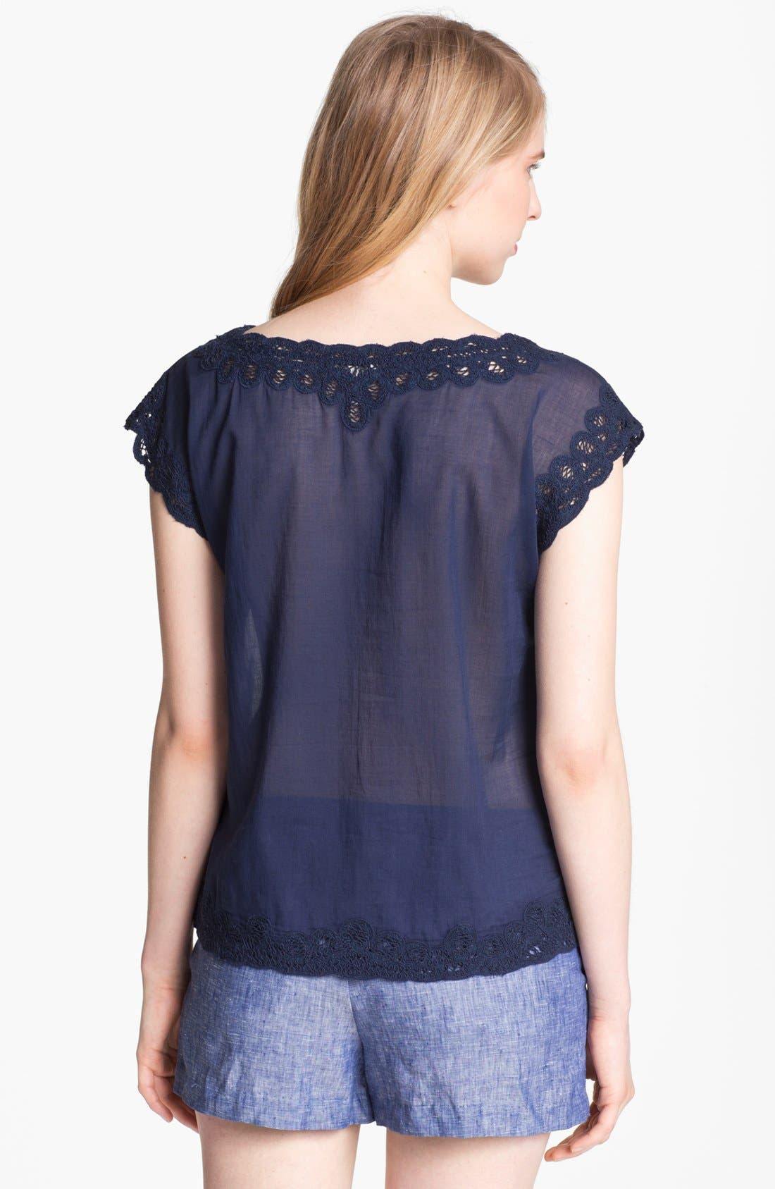 Alternate Image 2  - Joie 'Belmar' Lace Top