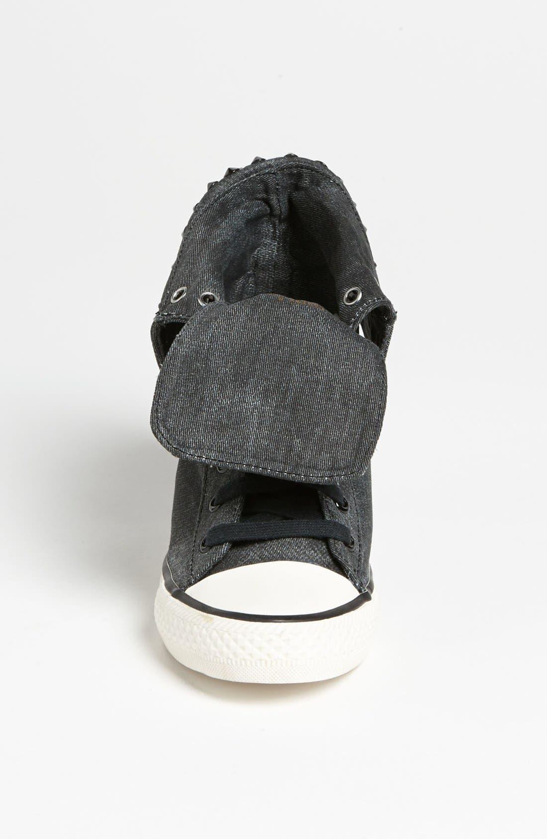 Alternate Image 3  - GOLDLUXE by Zigi 'Cavity' Wedge Sneaker