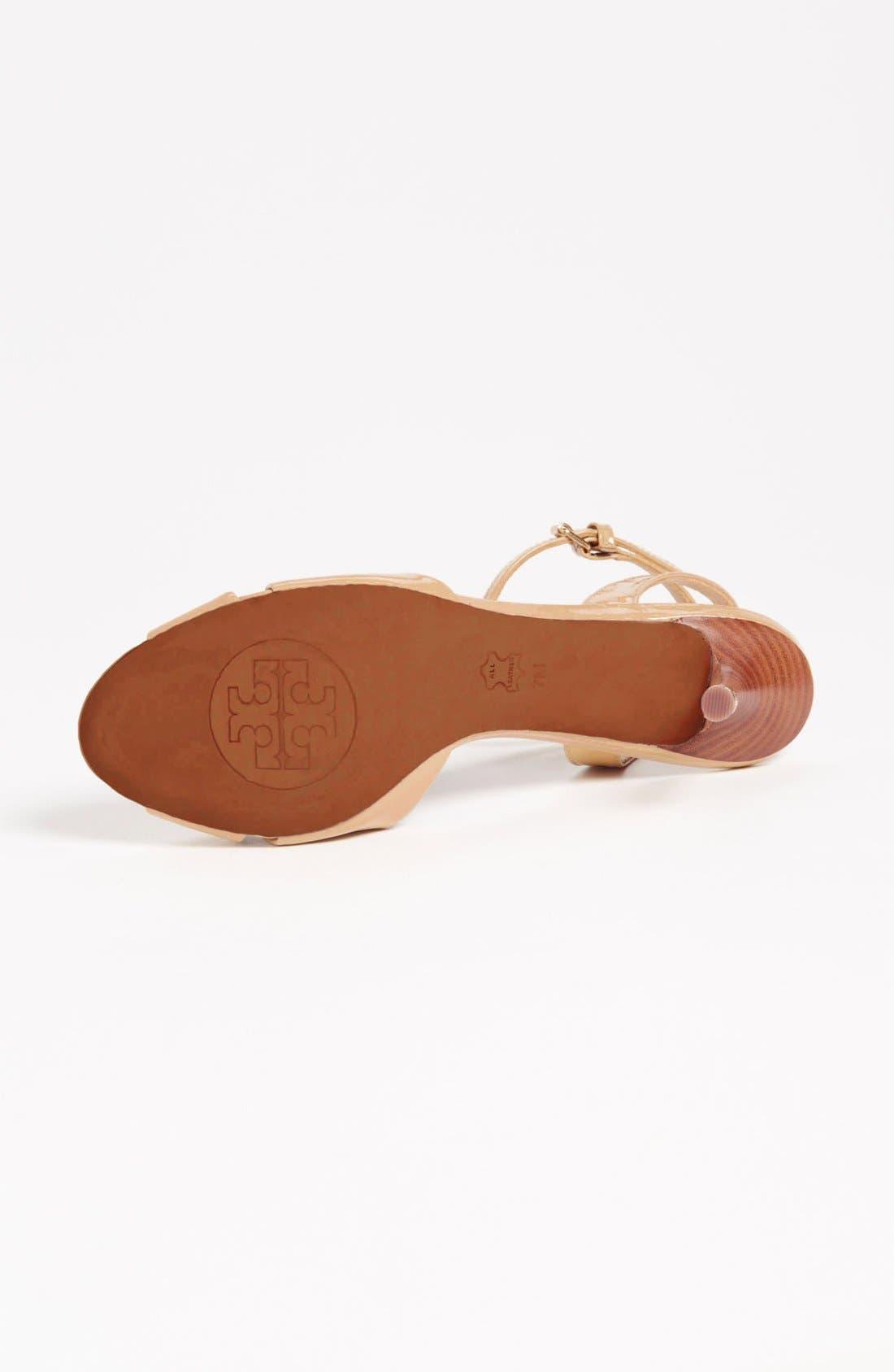 Alternate Image 4  - Tory Burch 'Tania' Sandal