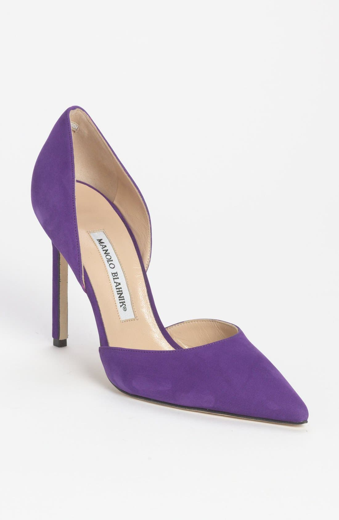 Alternate Image 1 Selected - Manolo Blahnik 'Tayler' d'Orsay Pump