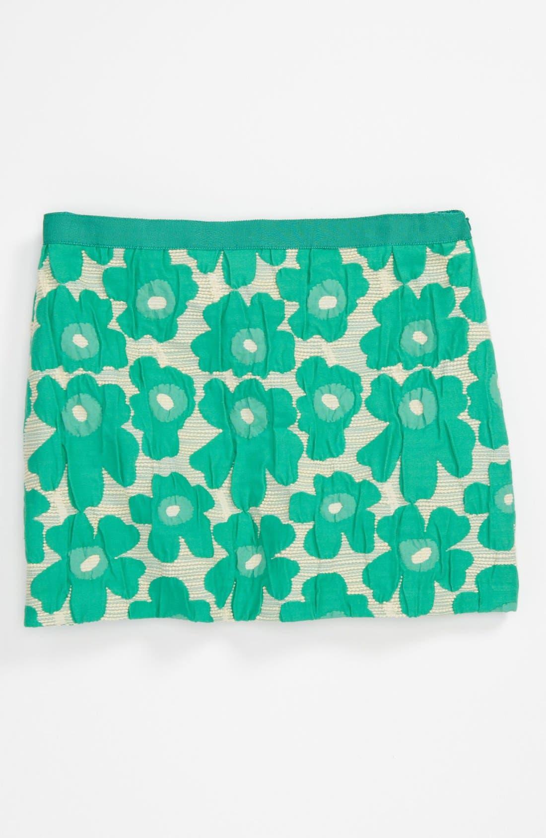 Main Image - Milly Minis Miniskirt (Little Girls & Big Girls)