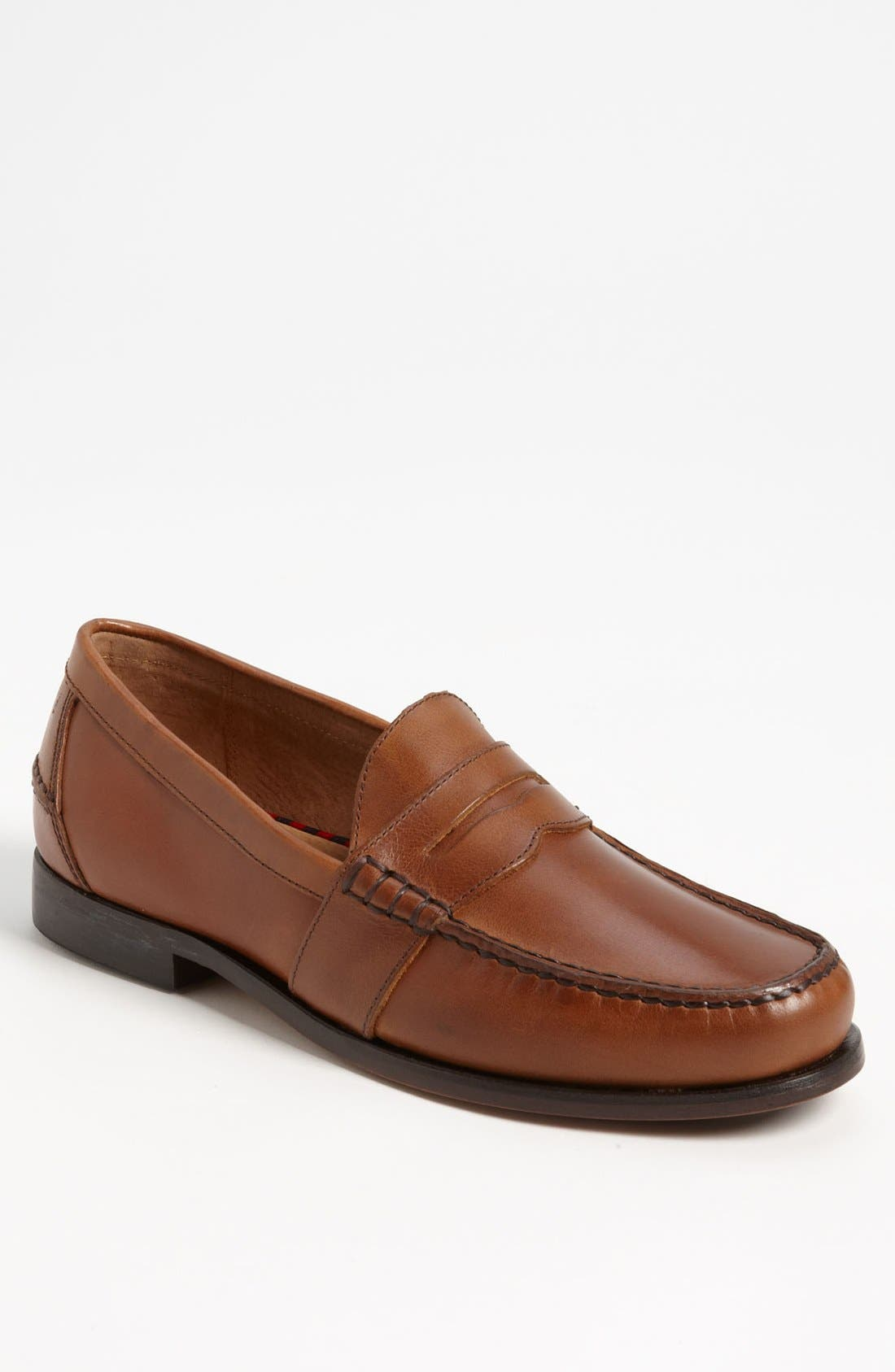 Alternate Image 1 Selected - Polo Ralph Lauren 'Arscott' Penny Loafer