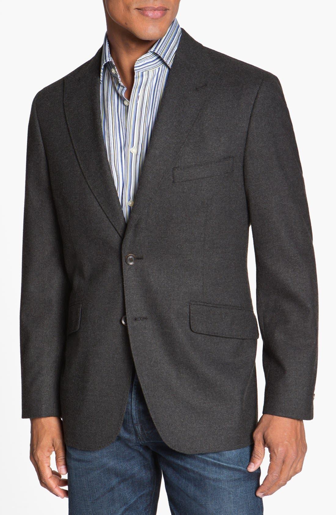 Alternate Image 1 Selected - Kroon 'Cooke' Wool Blend Sportcoat