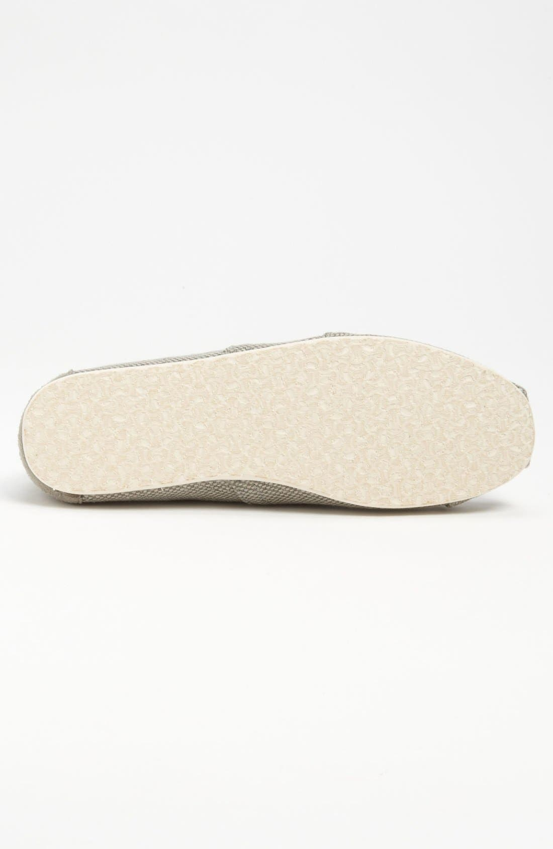 Alternate Image 4  - TOMS 'Farrin' Slip-On (Men)