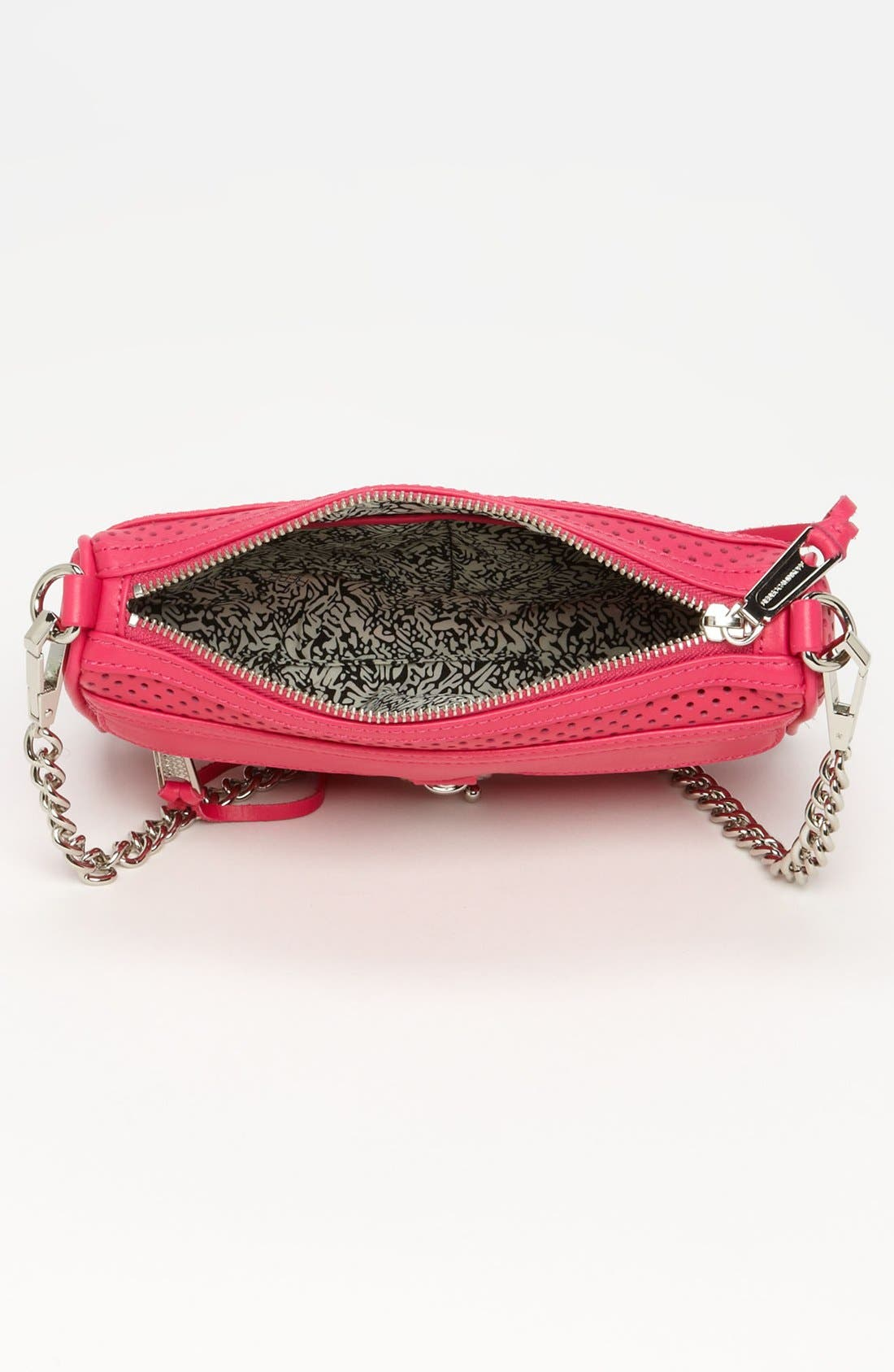 Alternate Image 3  - Rebecca Minkoff 'Mini MAC' Perforated Leather Clutch