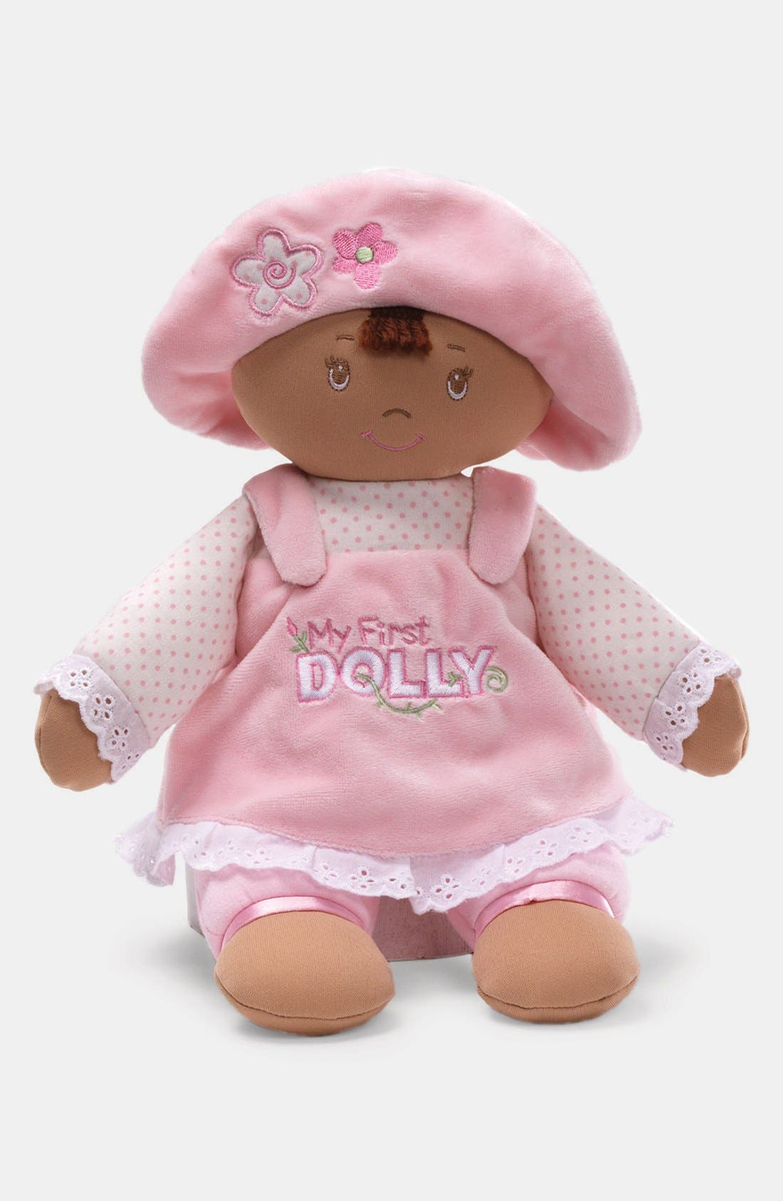Main Image - Baby Gund 'My First Dolly' Stuffed Doll