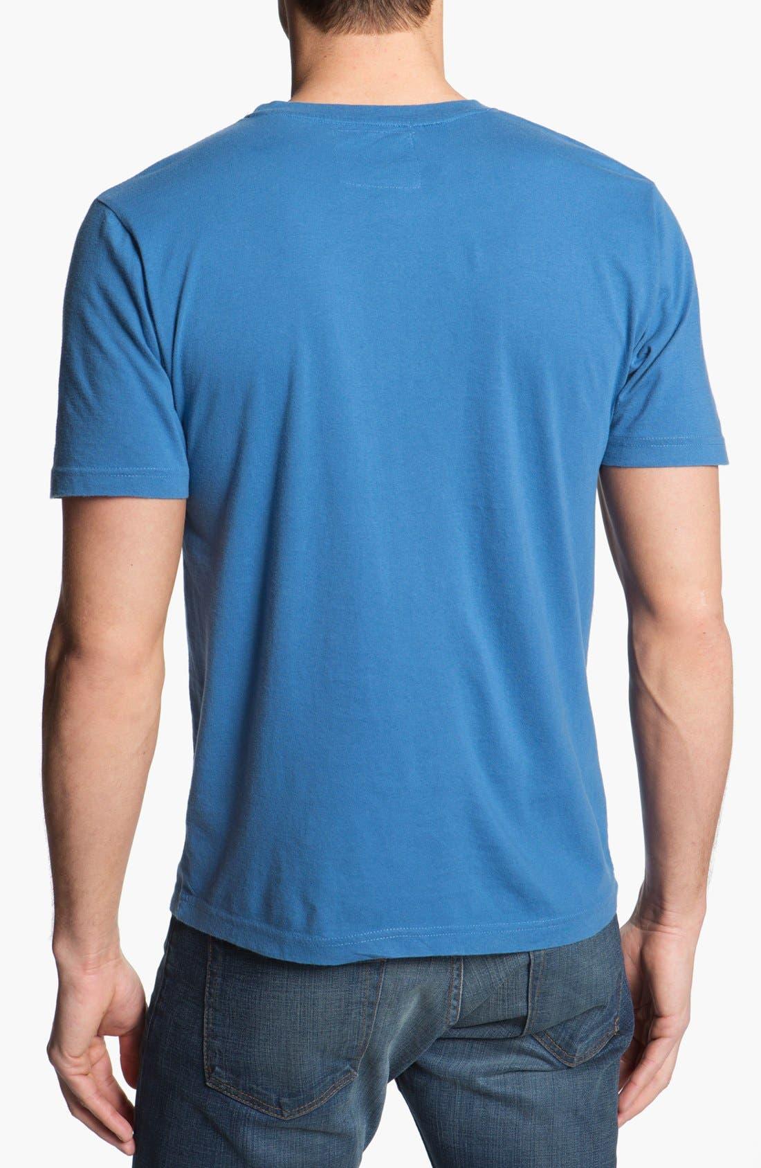 'Royals - Brass Tacks' T-Shirt,                             Alternate thumbnail 2, color,                             Royal