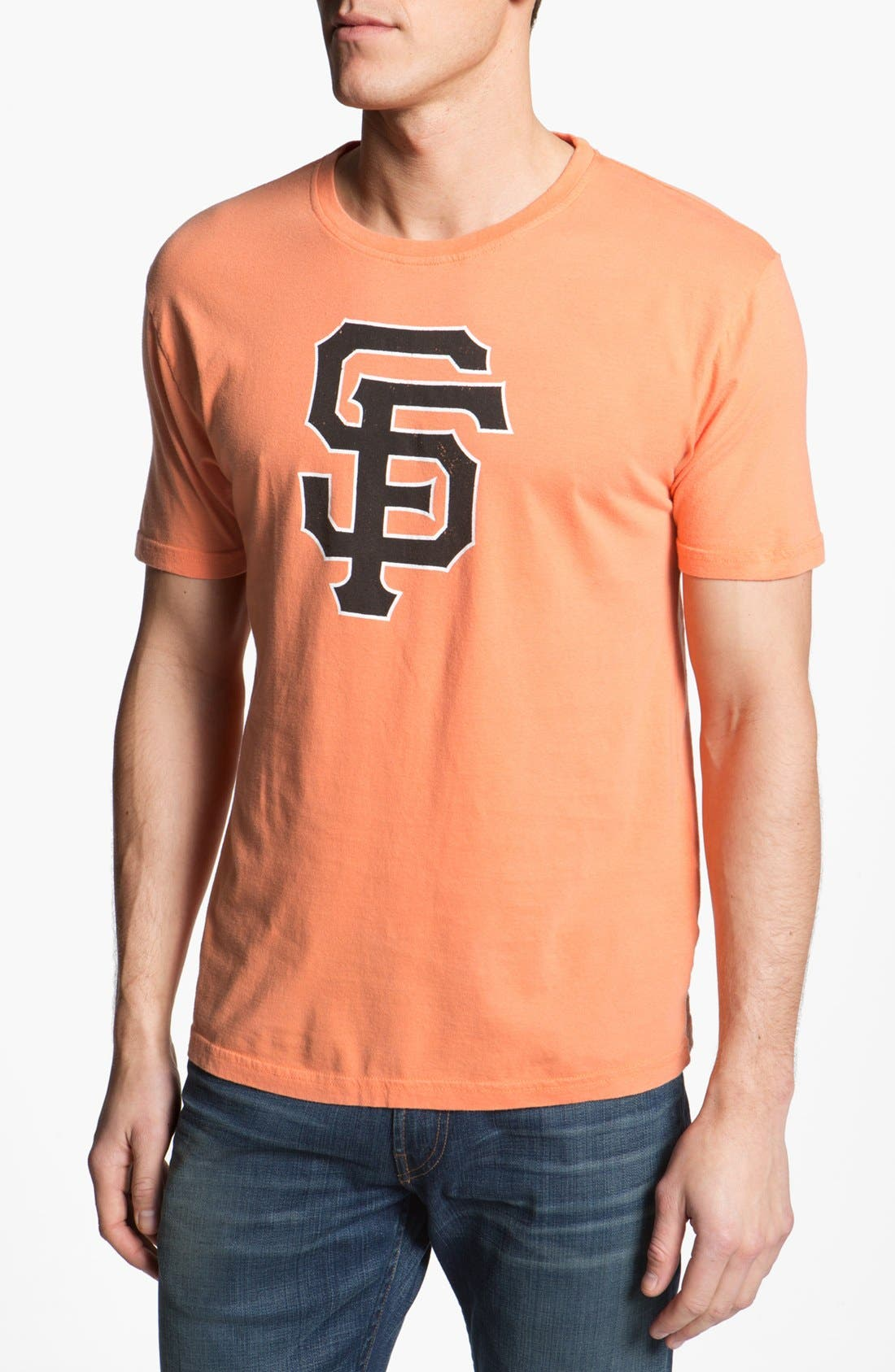 Alternate Image 1 Selected - Red Jacket 'San Francisco Giants' T-Shirt (Men)