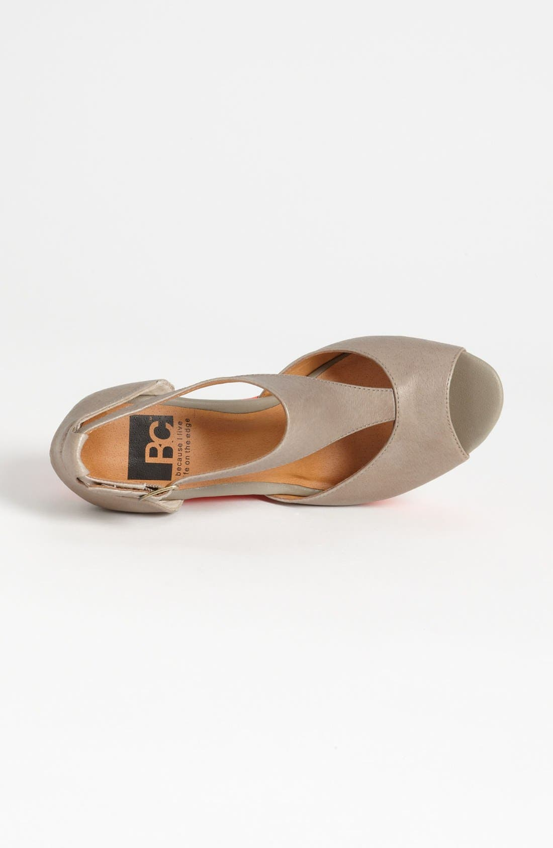 Alternate Image 3  - BC Footwear 'Lickety Split' Wedge Sandal