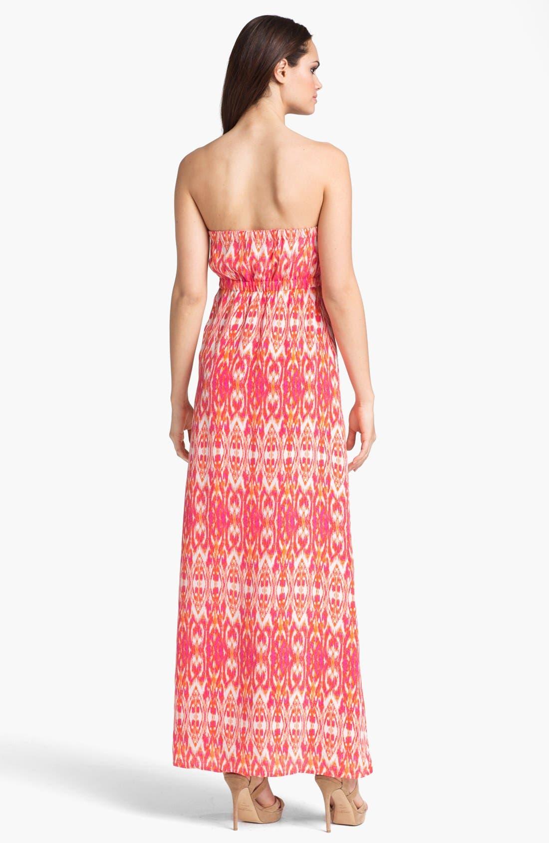 Alternate Image 2  - Joie 'Ruma' Silk Maxi Dress