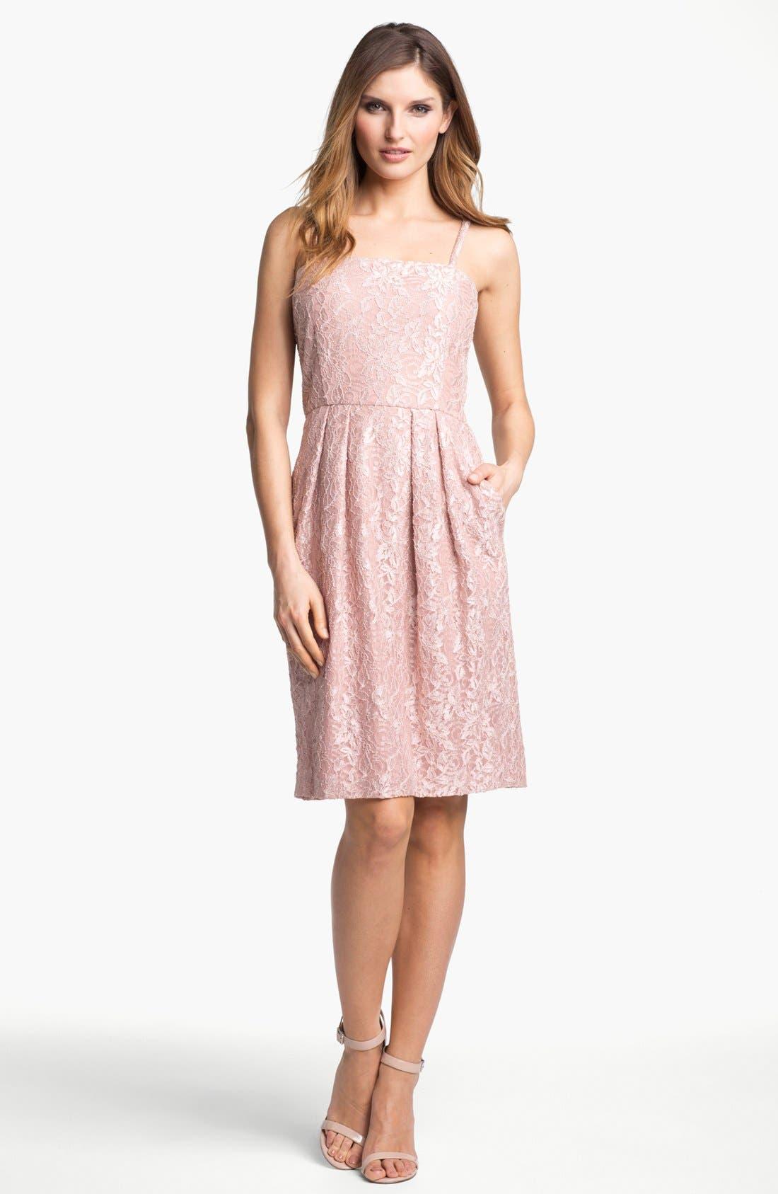 Alternate Image 2  - Alex Evenings Lace Dress & Jacket