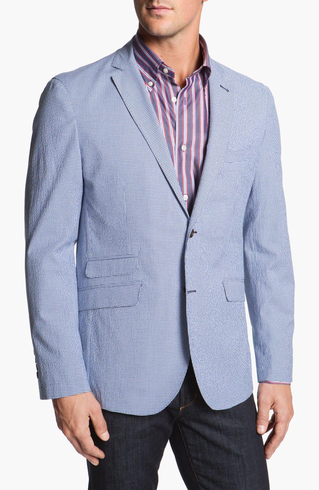 Alternate Image 1 Selected - Façonnable 'Veste' Sportcoat