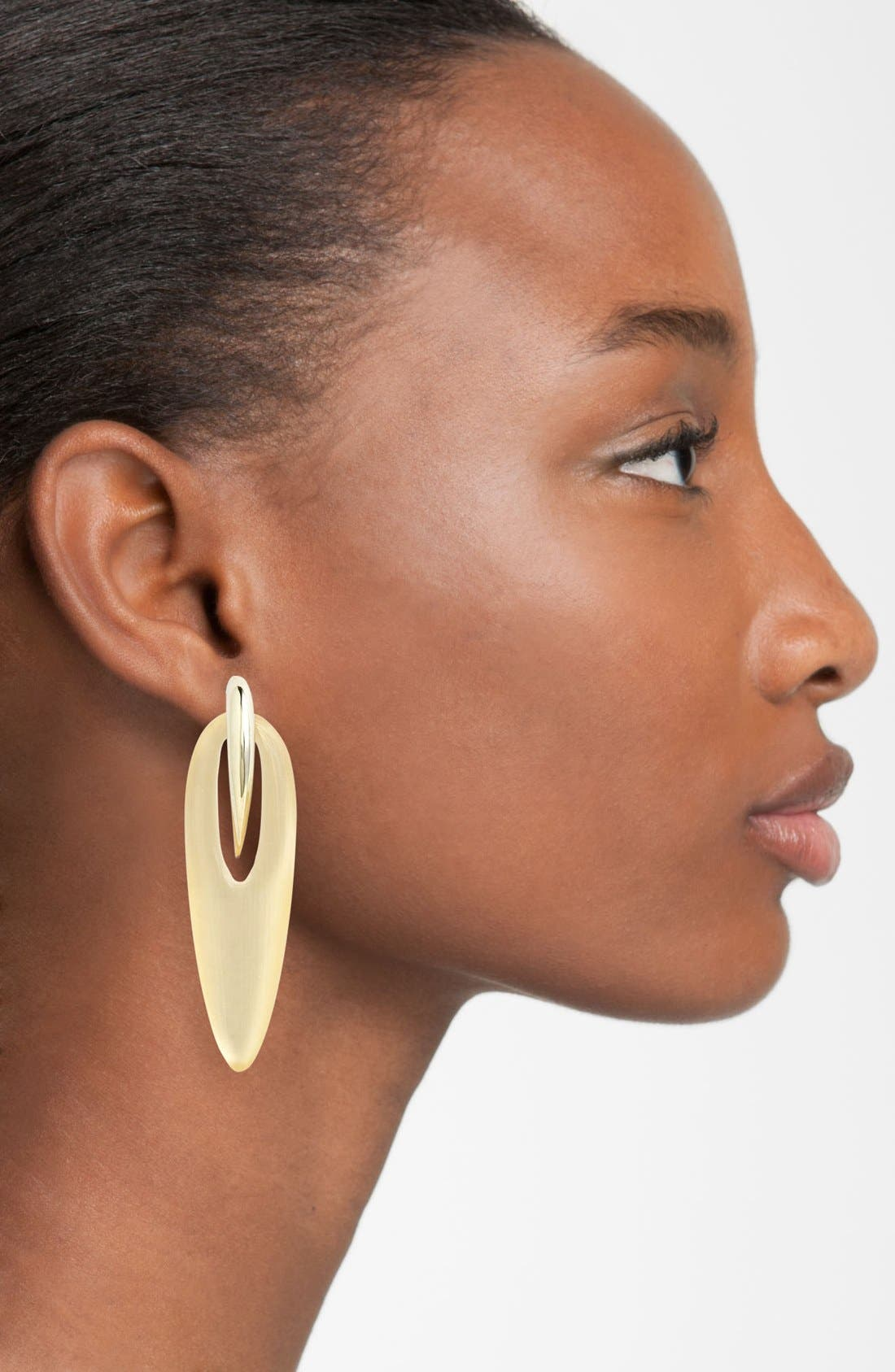 Alternate Image 2  - Alexis Bittar 'Lucite® - Durban' Beak Drop Earrings