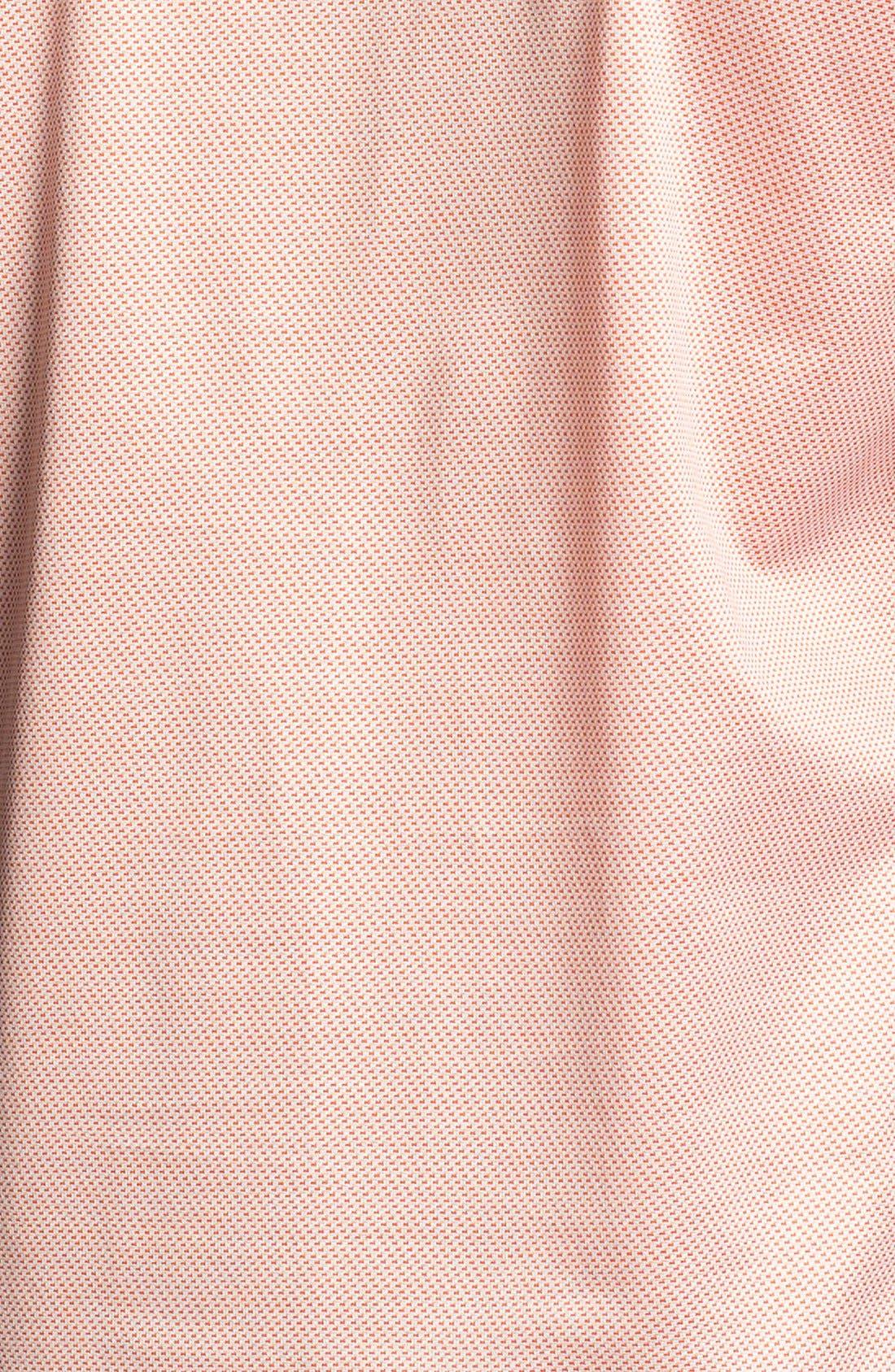 Alternate Image 3  - BUGATCHI Mercerized Cotton Polo