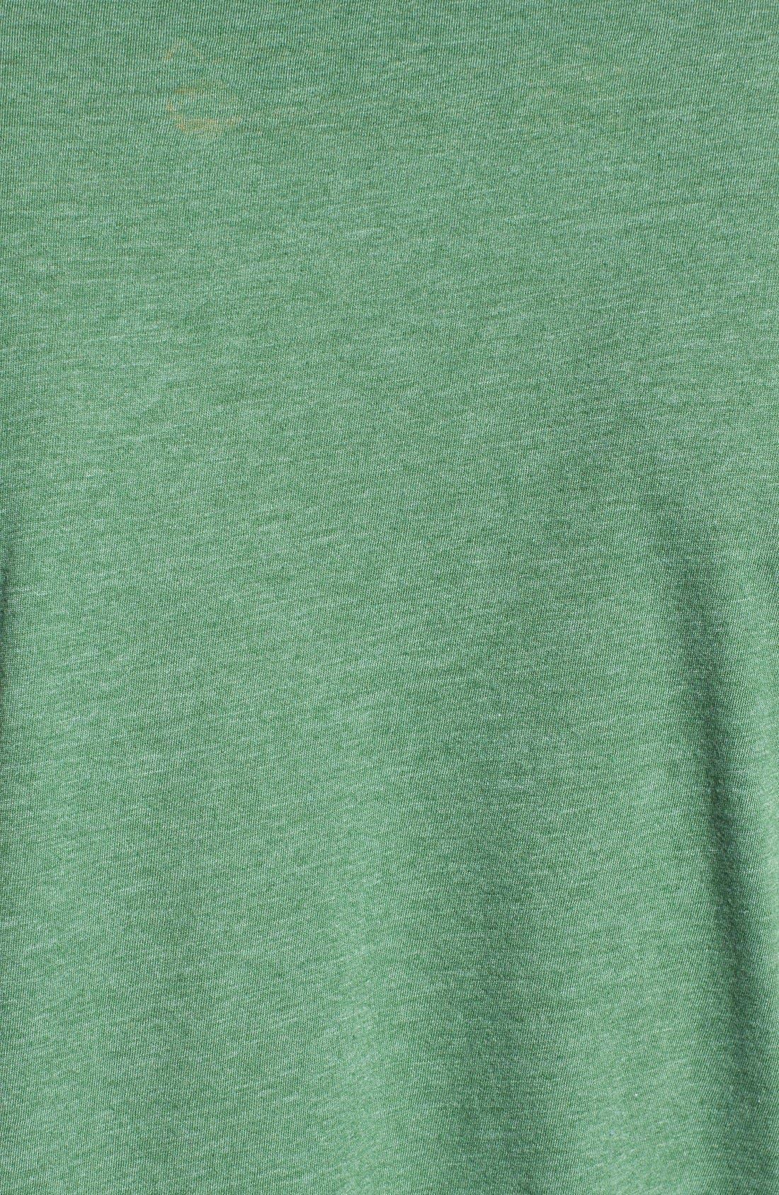 Alternate Image 3  - RVCA 'Bar Hex' Graphic T-Shirt