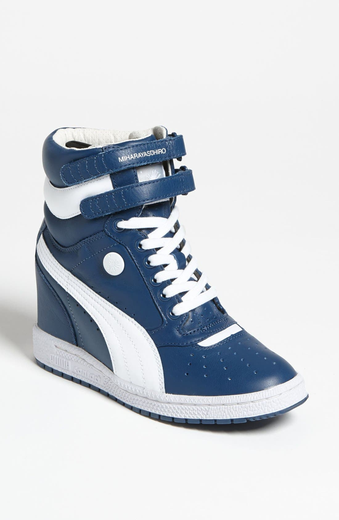 Alternate Image 1 Selected - PUMA by MIHARAYASUHIRO 'My 66' Wedge Sneaker (Women)