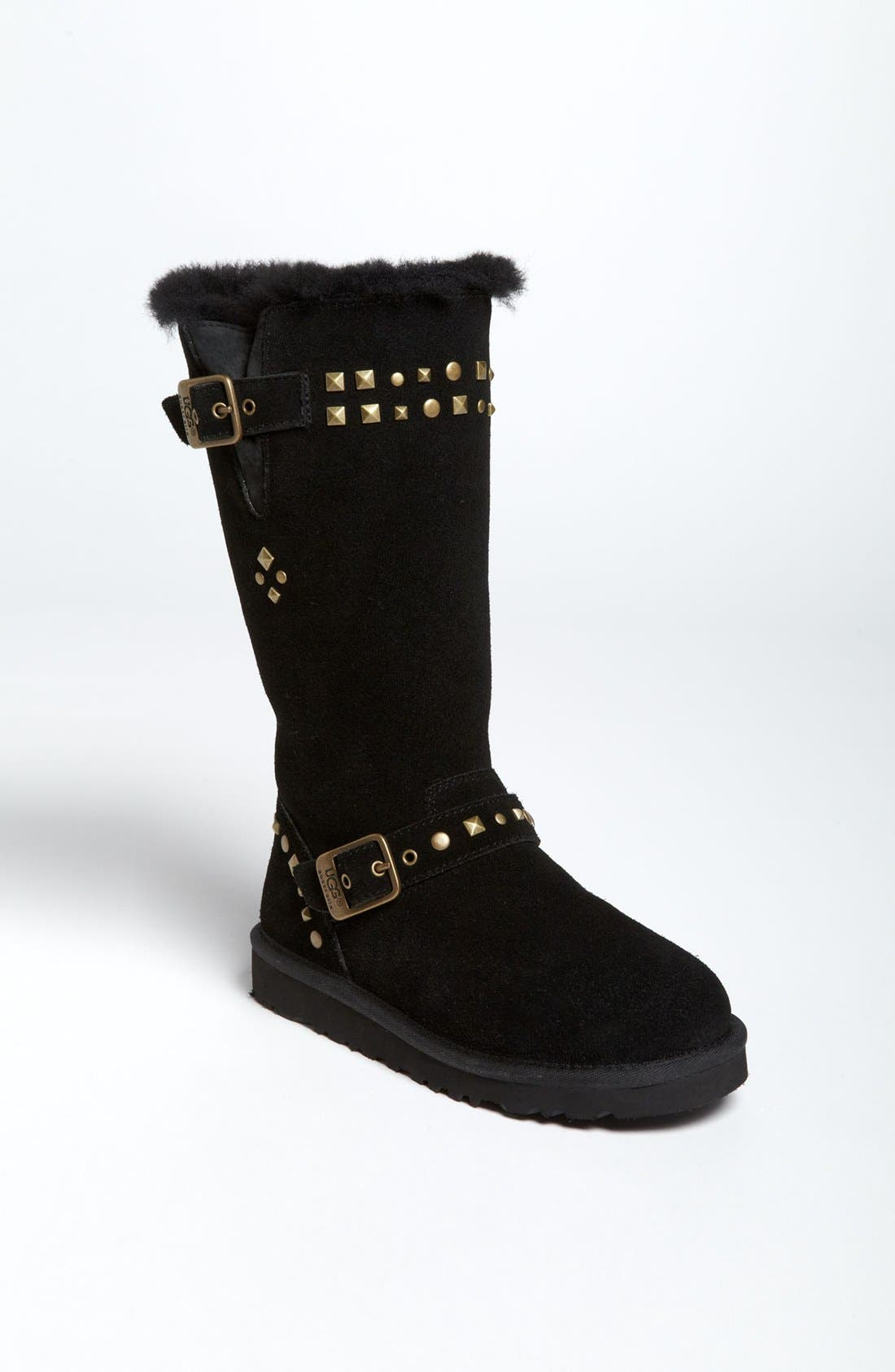 Alternate Image 1 Selected - UGG® Australia 'Wynter' Boot (Little Kid & Big Kid) (Nordstrom Exclusive)