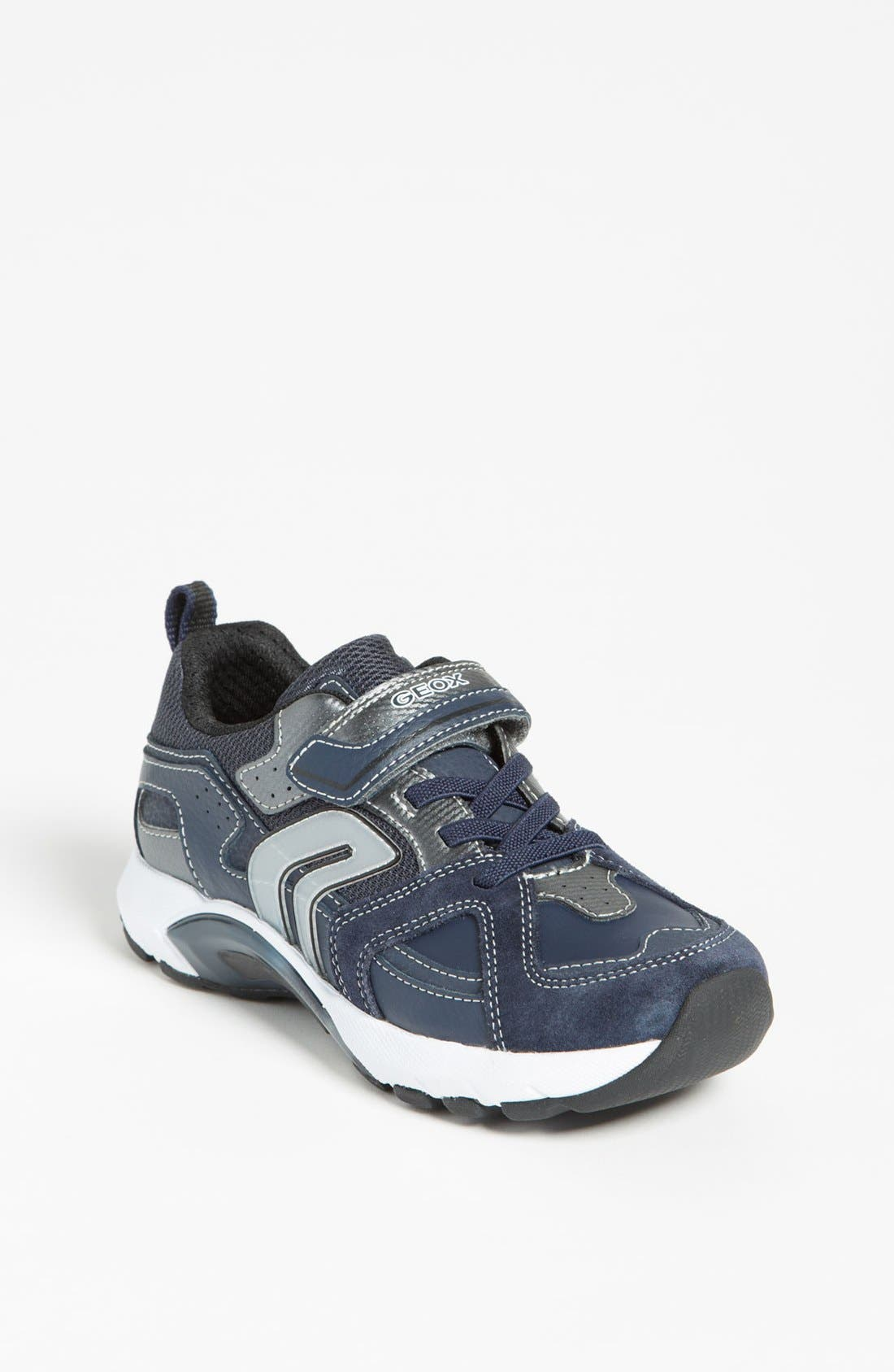 Main Image - Geox 'Stark 8' Sneaker (Toddler, Little Kid & Big Kid)