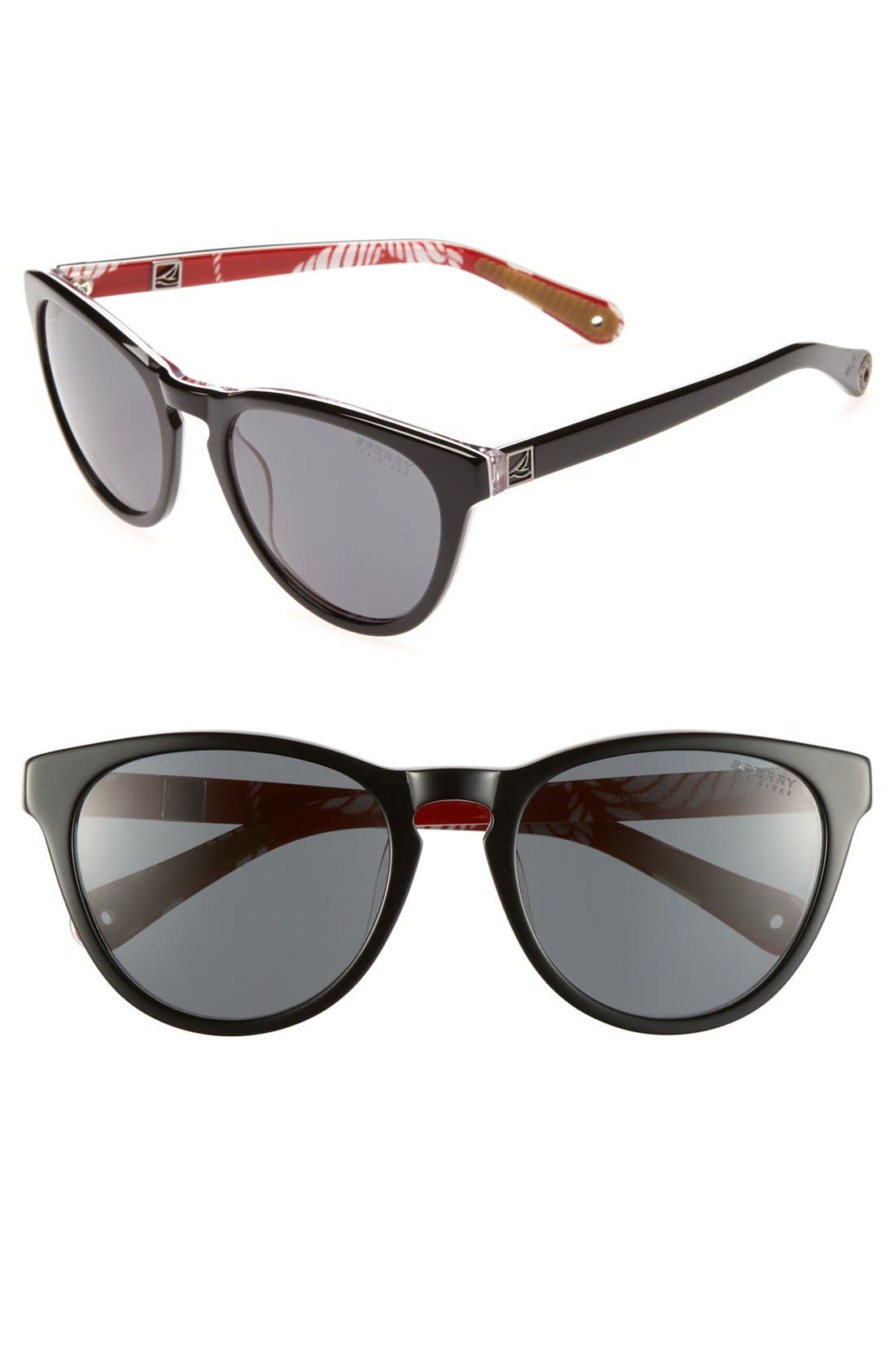Main Image - Sperry Top-Sider® 'Nantucket' 53mm Sunglasses (Online Only)