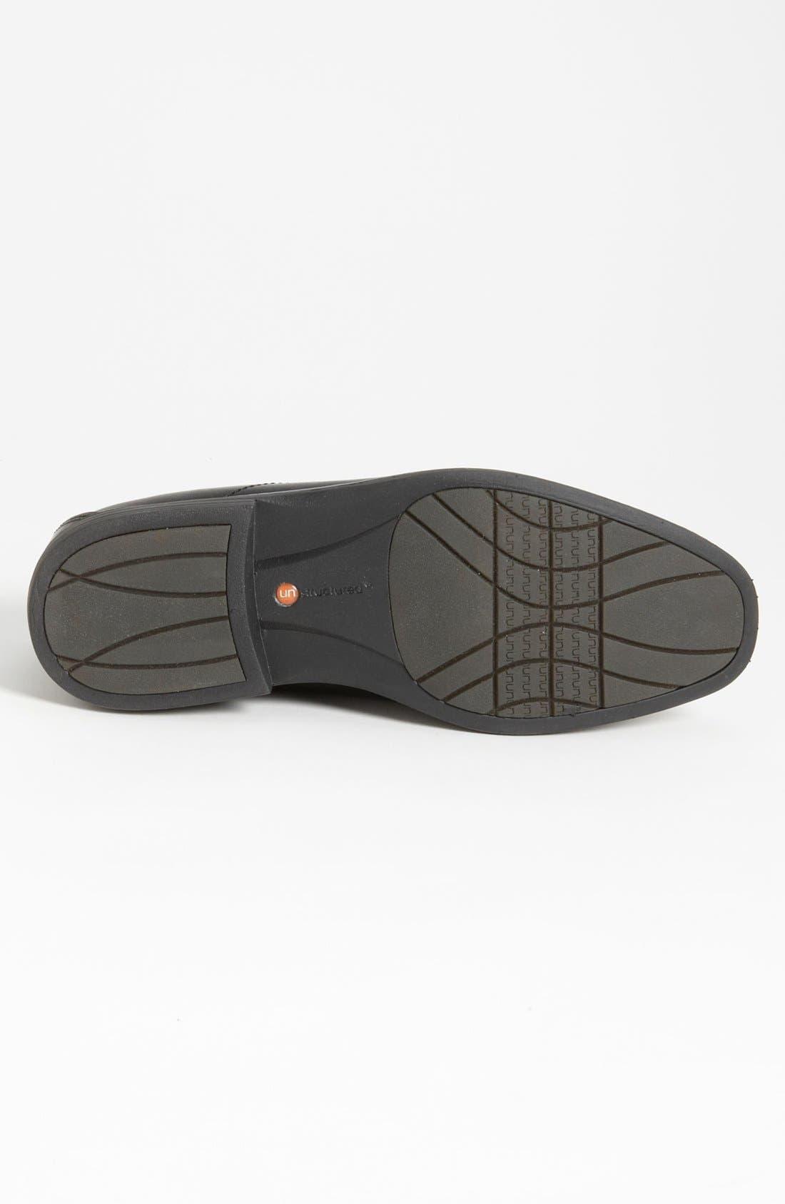 Alternate Image 4  - Clarks® 'Un.Anders' Venetian Loafer   (Men)