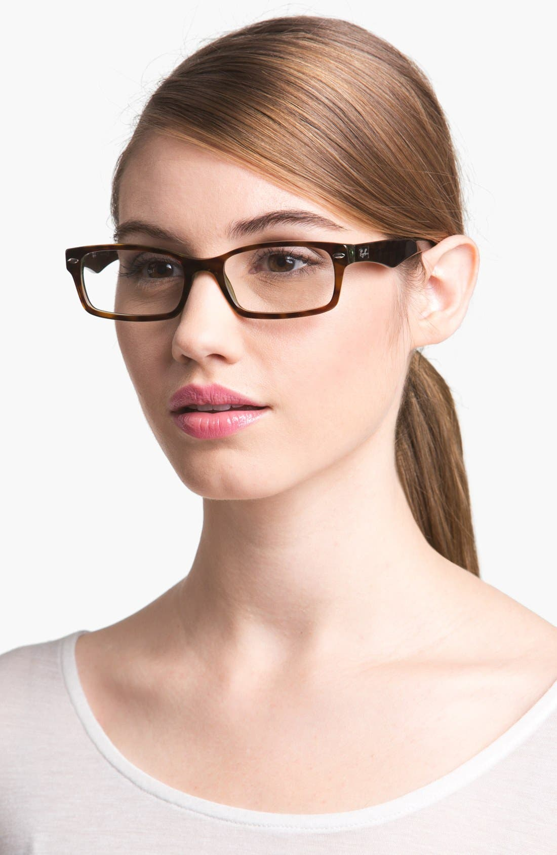 Alternate Image 2  - Ray-Ban 54mm Optical Glasses (Online Only)