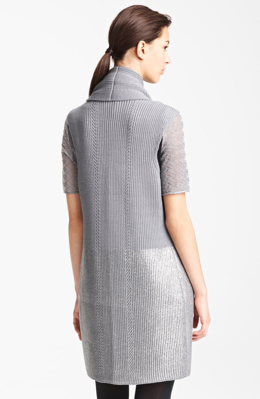 Alternate Image 2  - Missoni Long Wool Vest