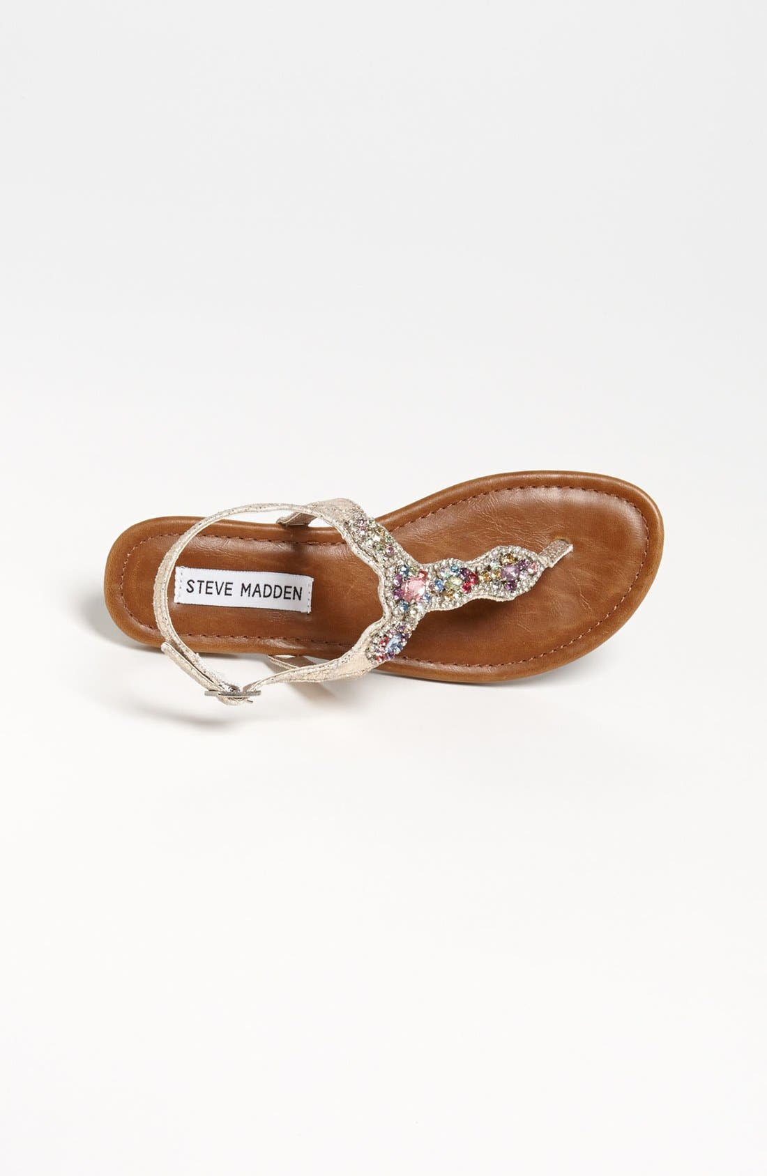 Alternate Image 3  - Steve Madden 'Glare' Sandal (Toddler, Little Kid & Big Kid)