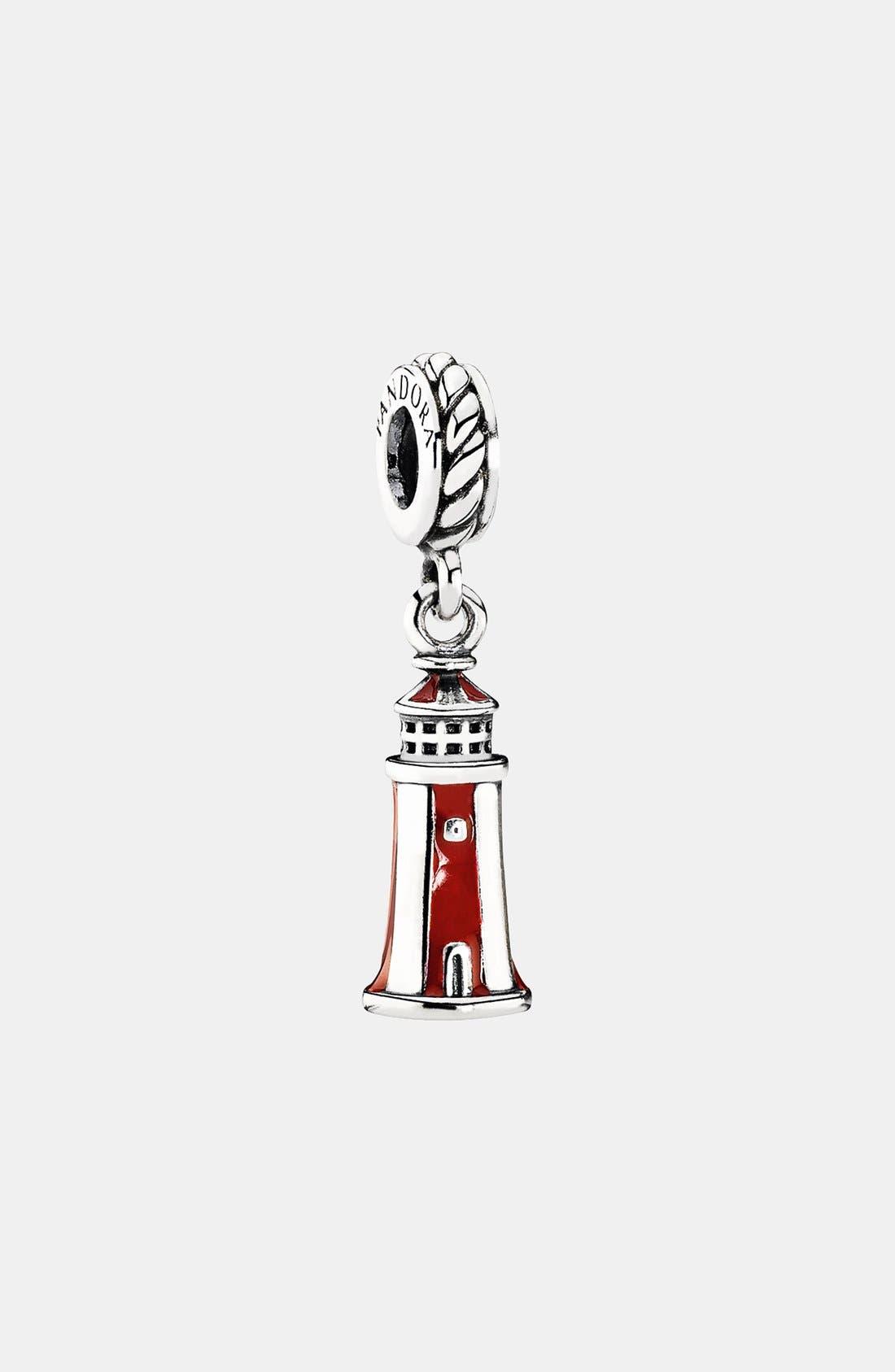 Alternate Image 1 Selected - PANDORA Lighthouse Dangle Charm