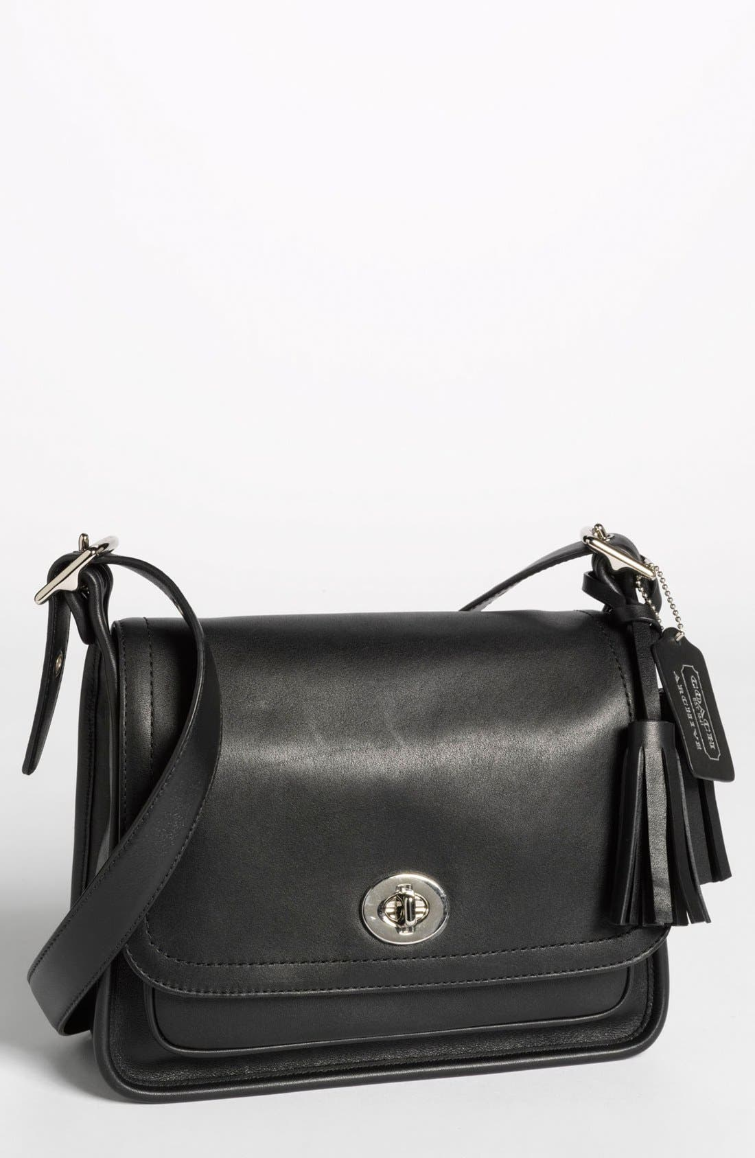 Alternate Image 1 Selected - COACH 'Legacy Archival Rambler' Leather Crossbody Bag, Small