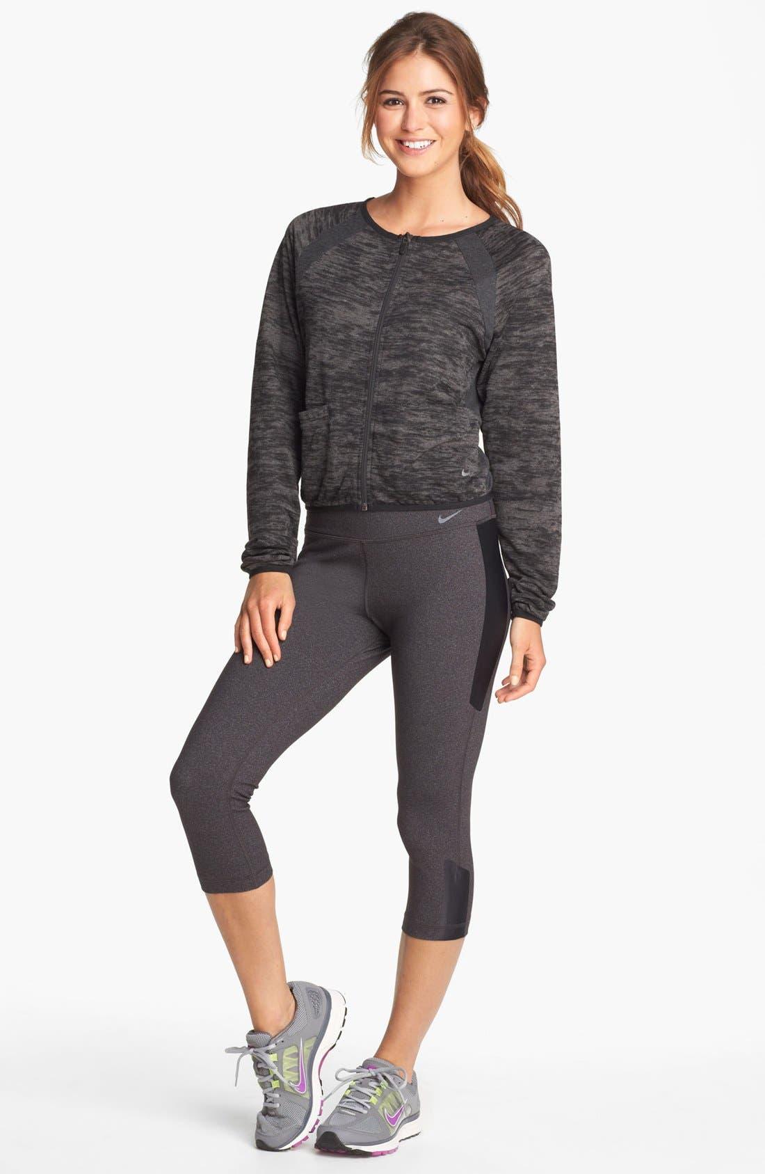 Alternate Image 3  - Nike 'Hypercool Gym' Training Jacket