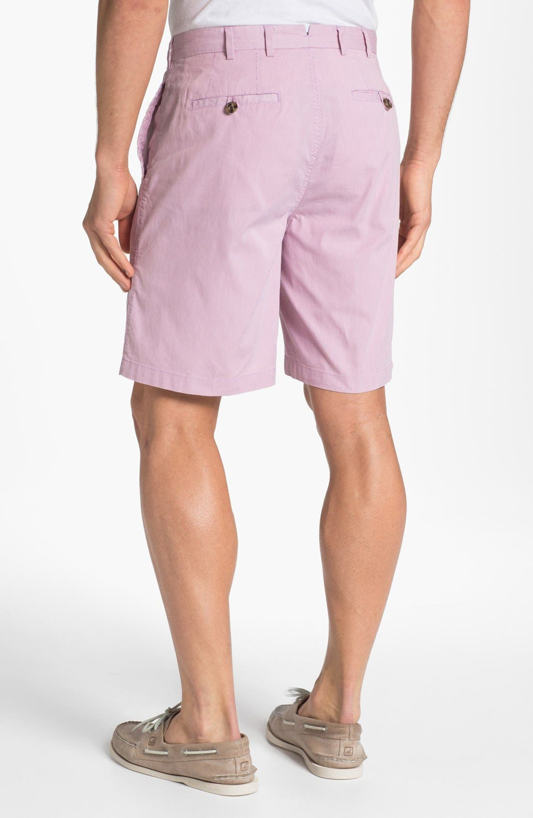 Alternate Image 2  - Peter Millar Pinwale Corduroy Shorts