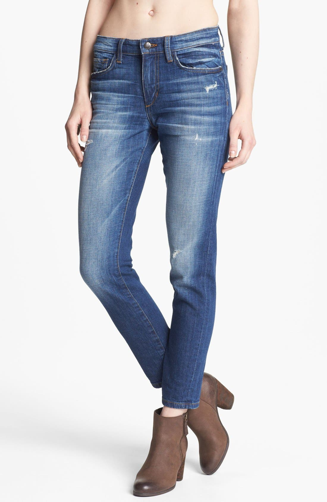Alternate Image 1 Selected - Joe's 'The High Water' Ankle Jeans (Elyssa)