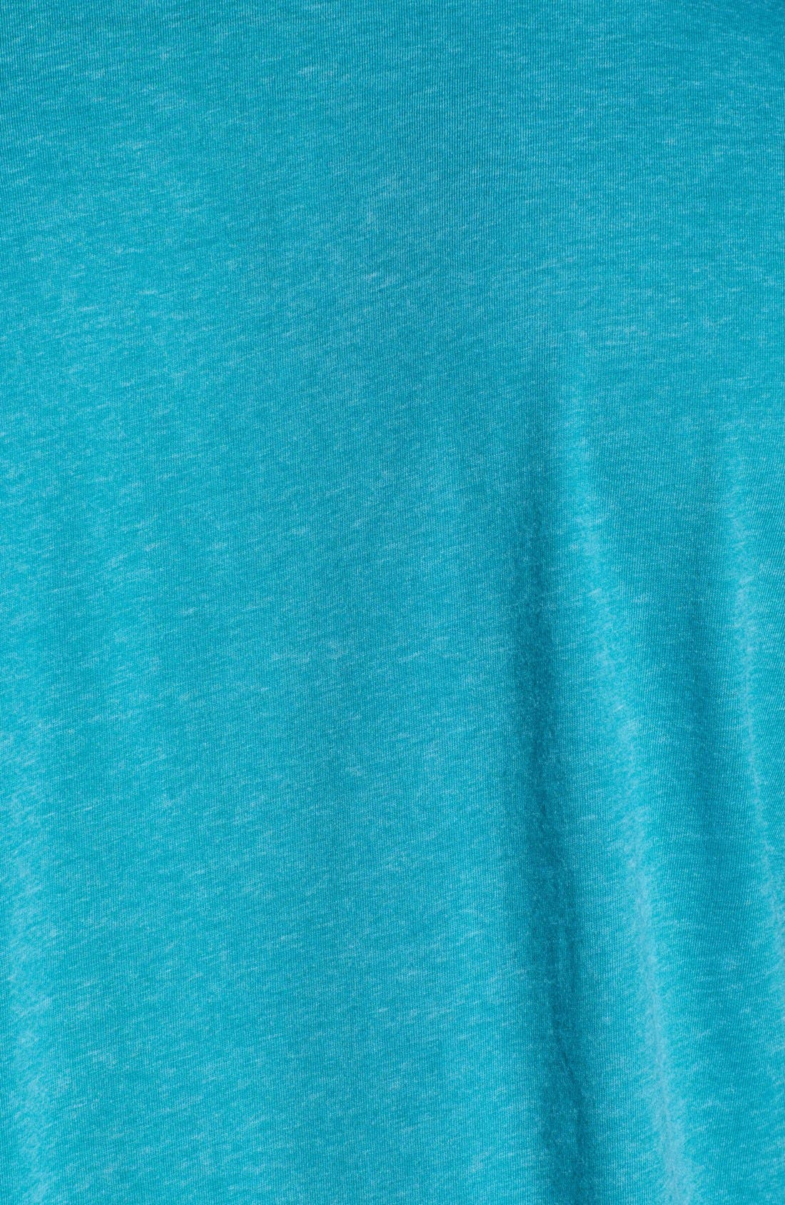 Alternate Image 3  - Hurley Burnout T-Shirt